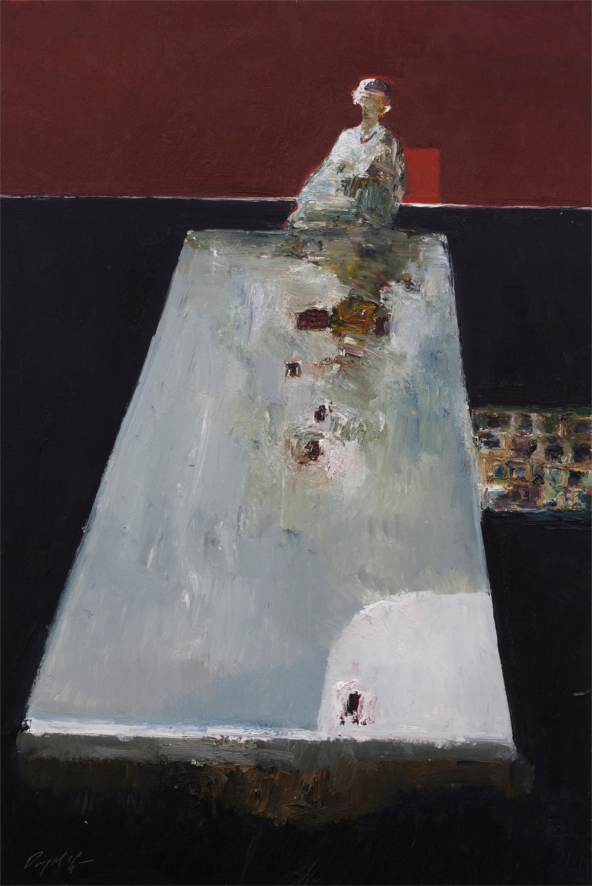 Head of Table by Danny McCaw