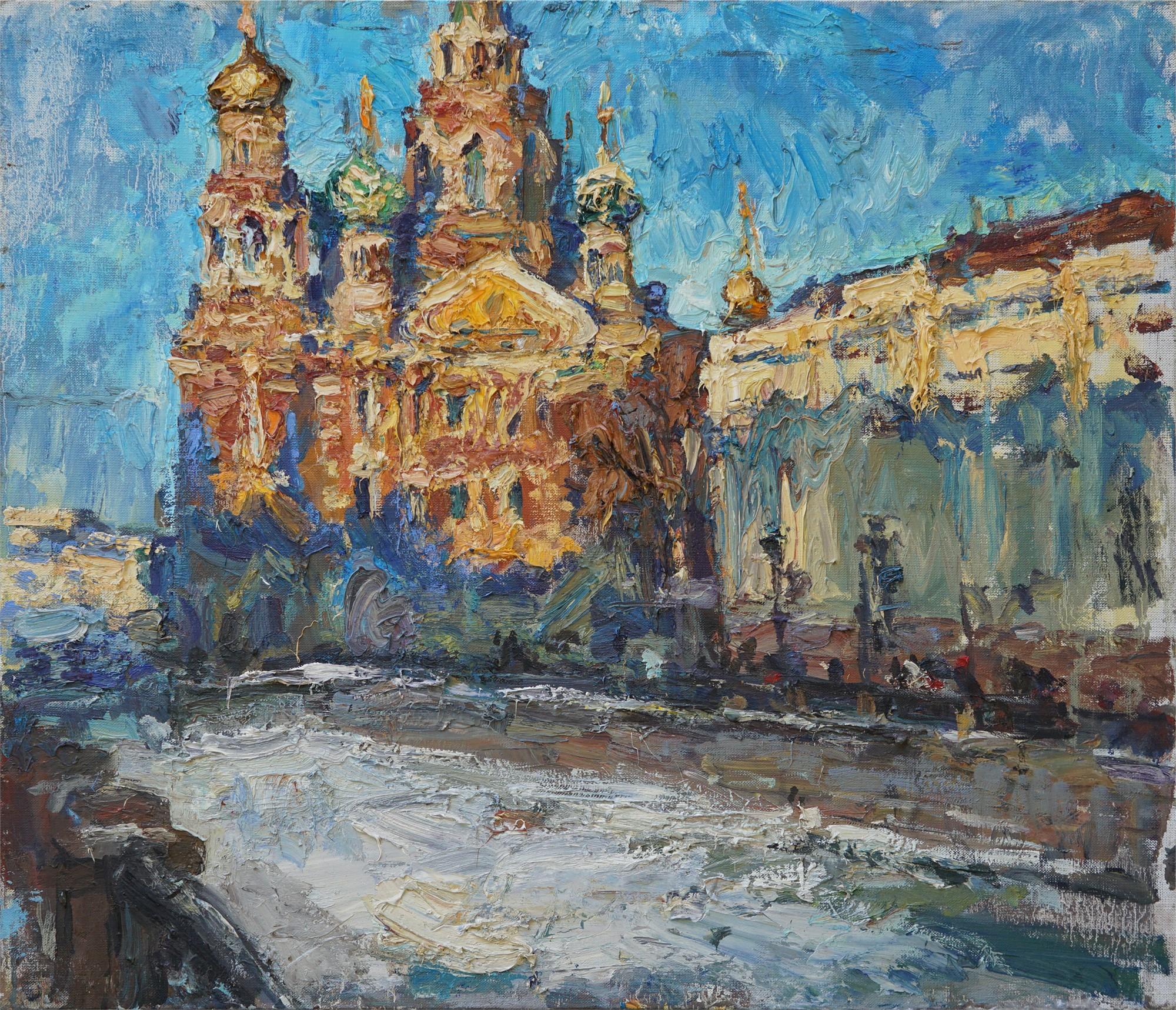 Saint Petersburg by Ulrich Gleiter