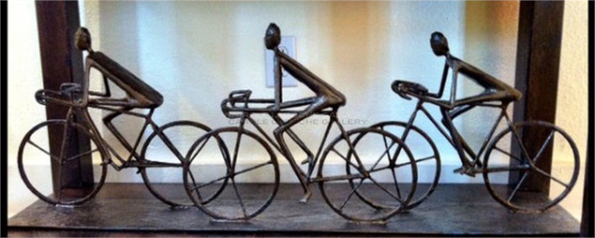 Afternoon Ride   by Allen Wynn