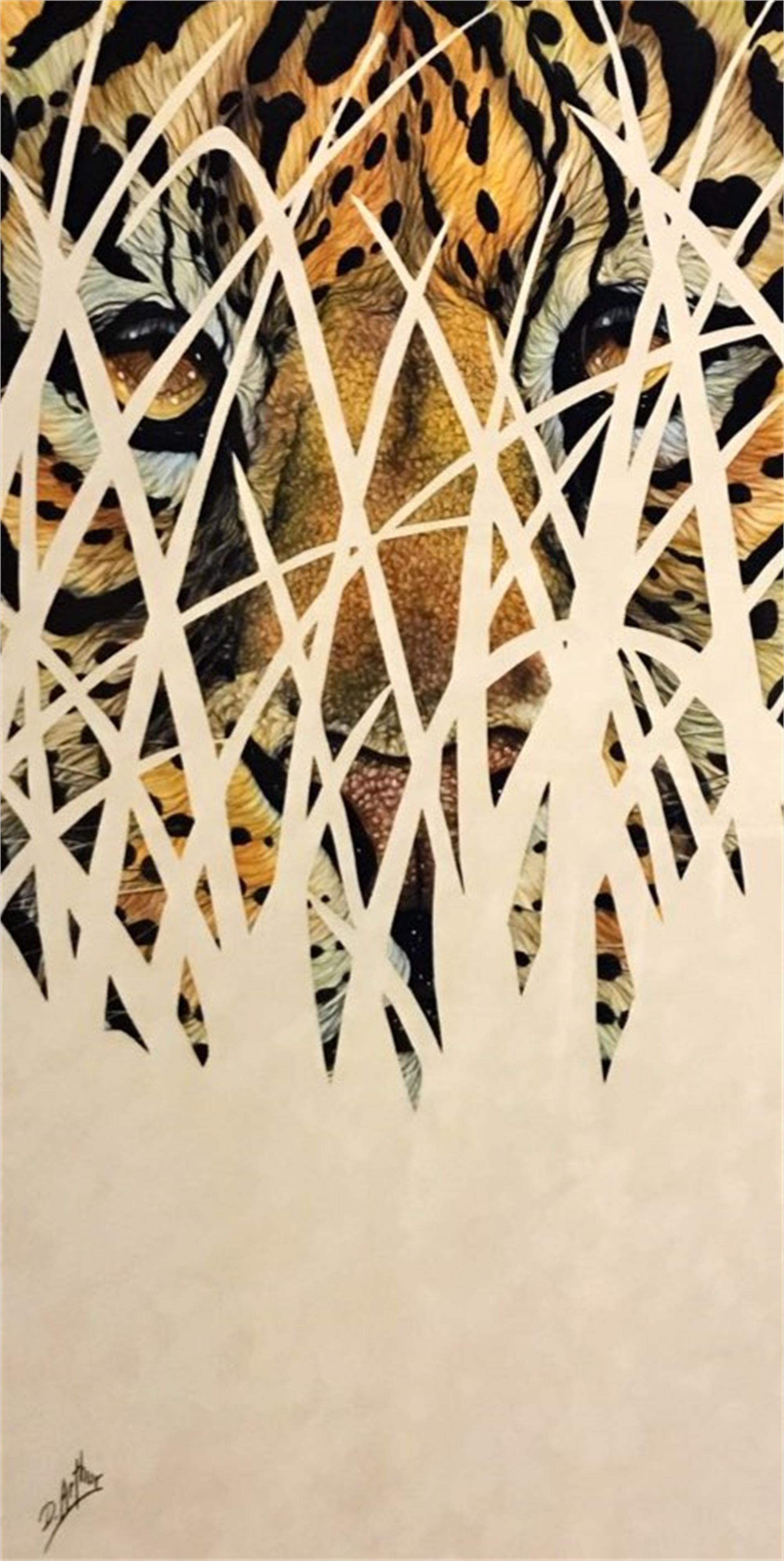 Hidden Series Tiger by D. Arthur