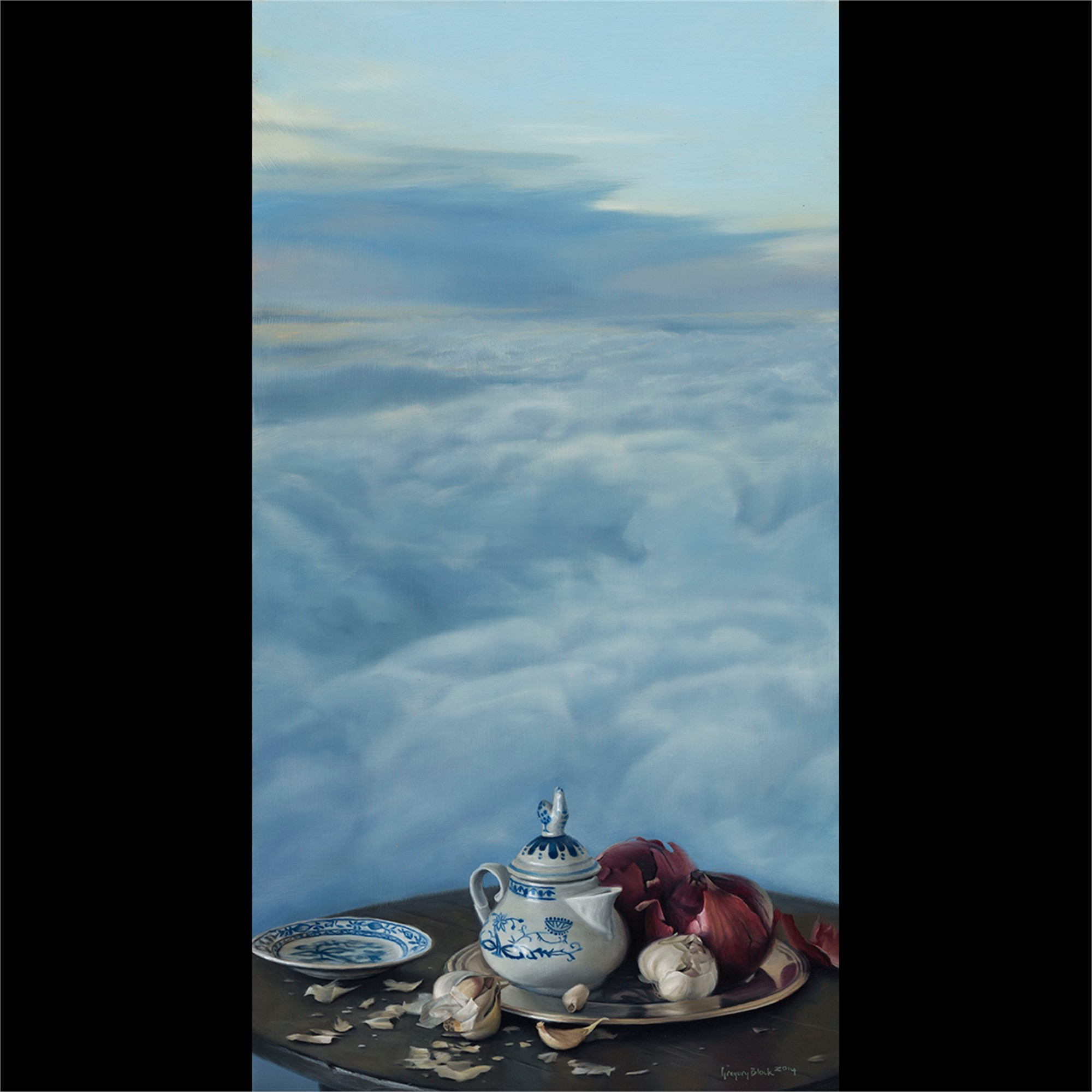 High Tea by Gregory Block
