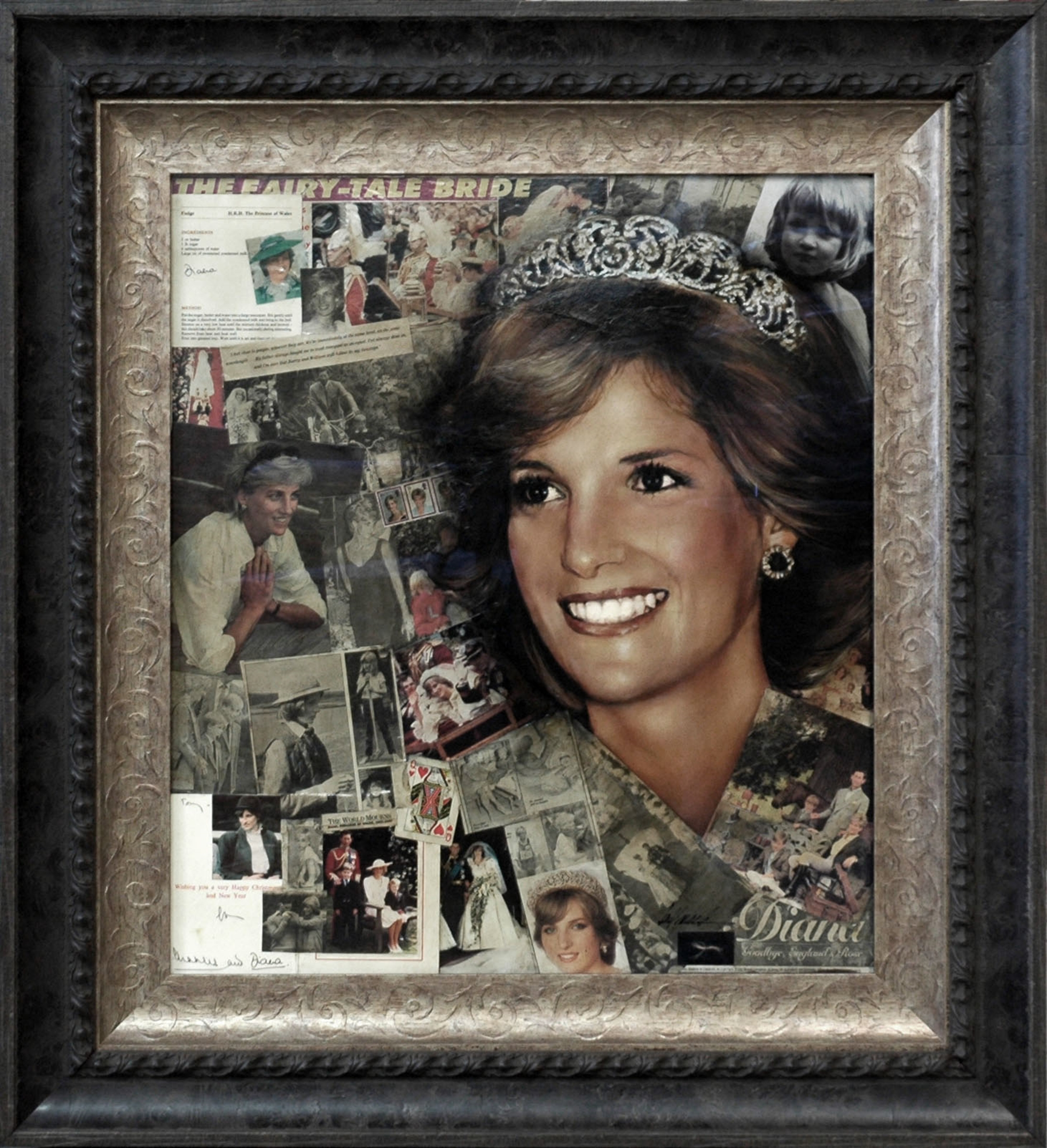 Homage to Diana by Bill Mack