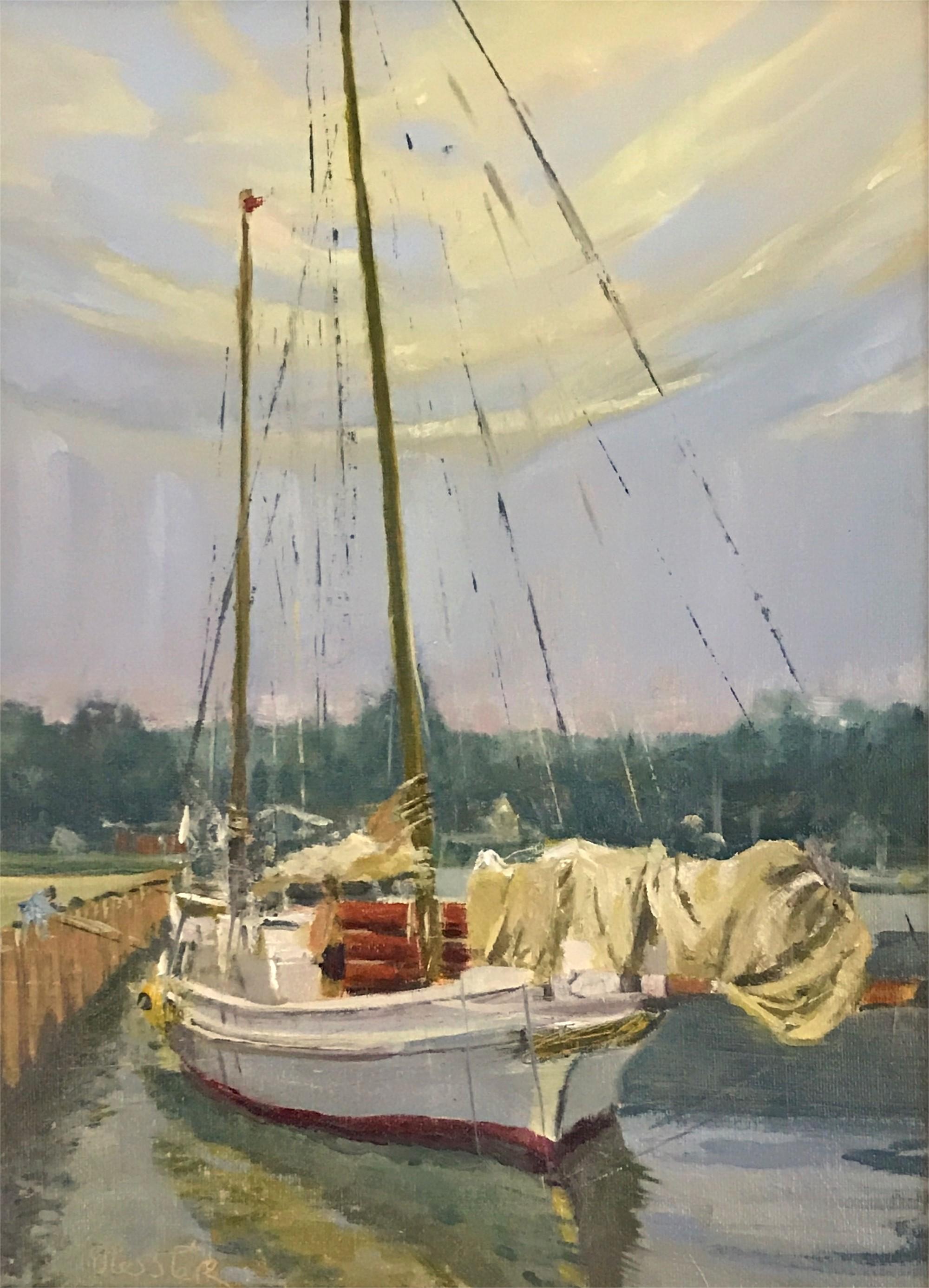 Skipjack by Steve Hessler