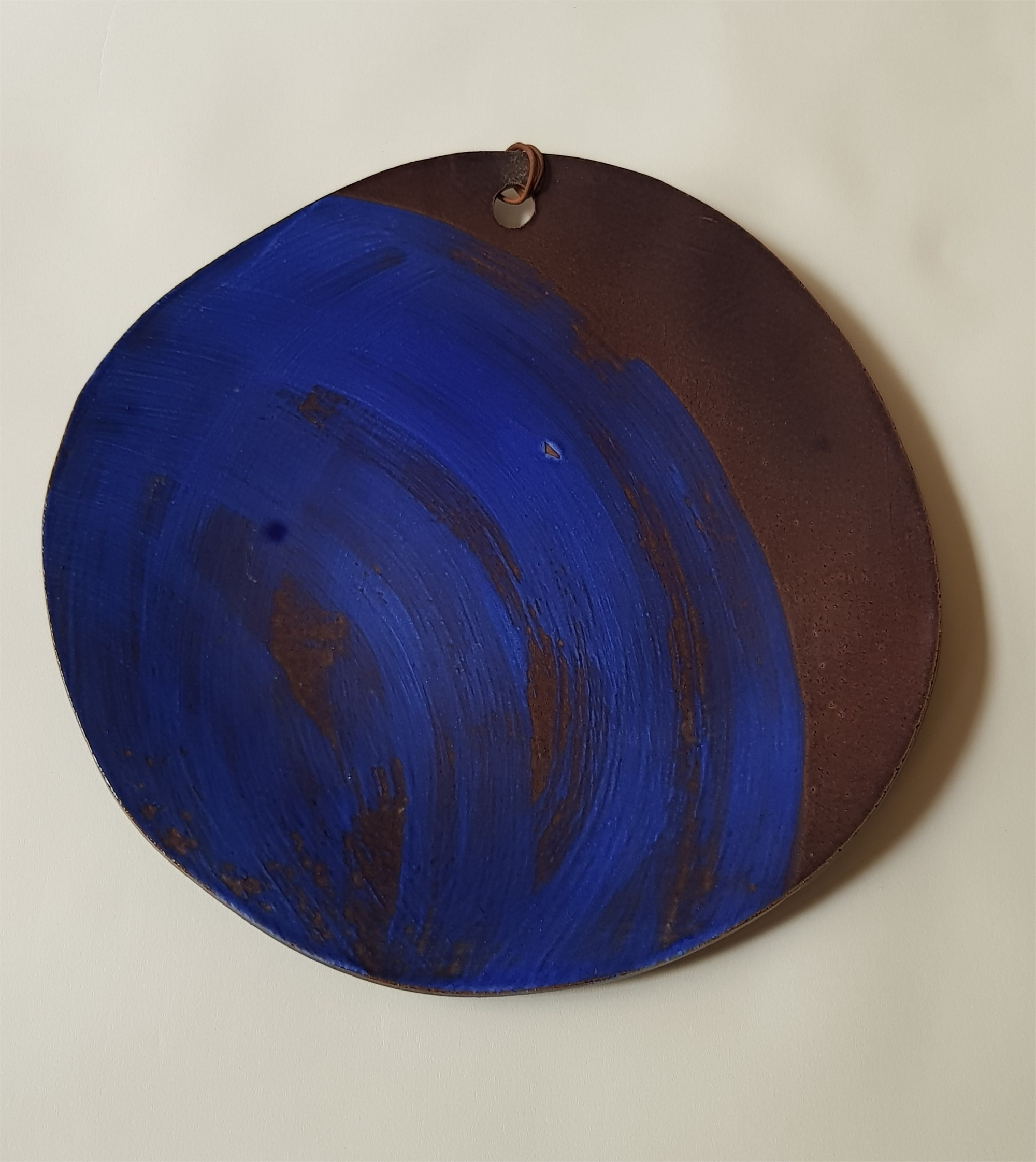 """""""Moon phase #1"""" by Claire de Lavallee"""