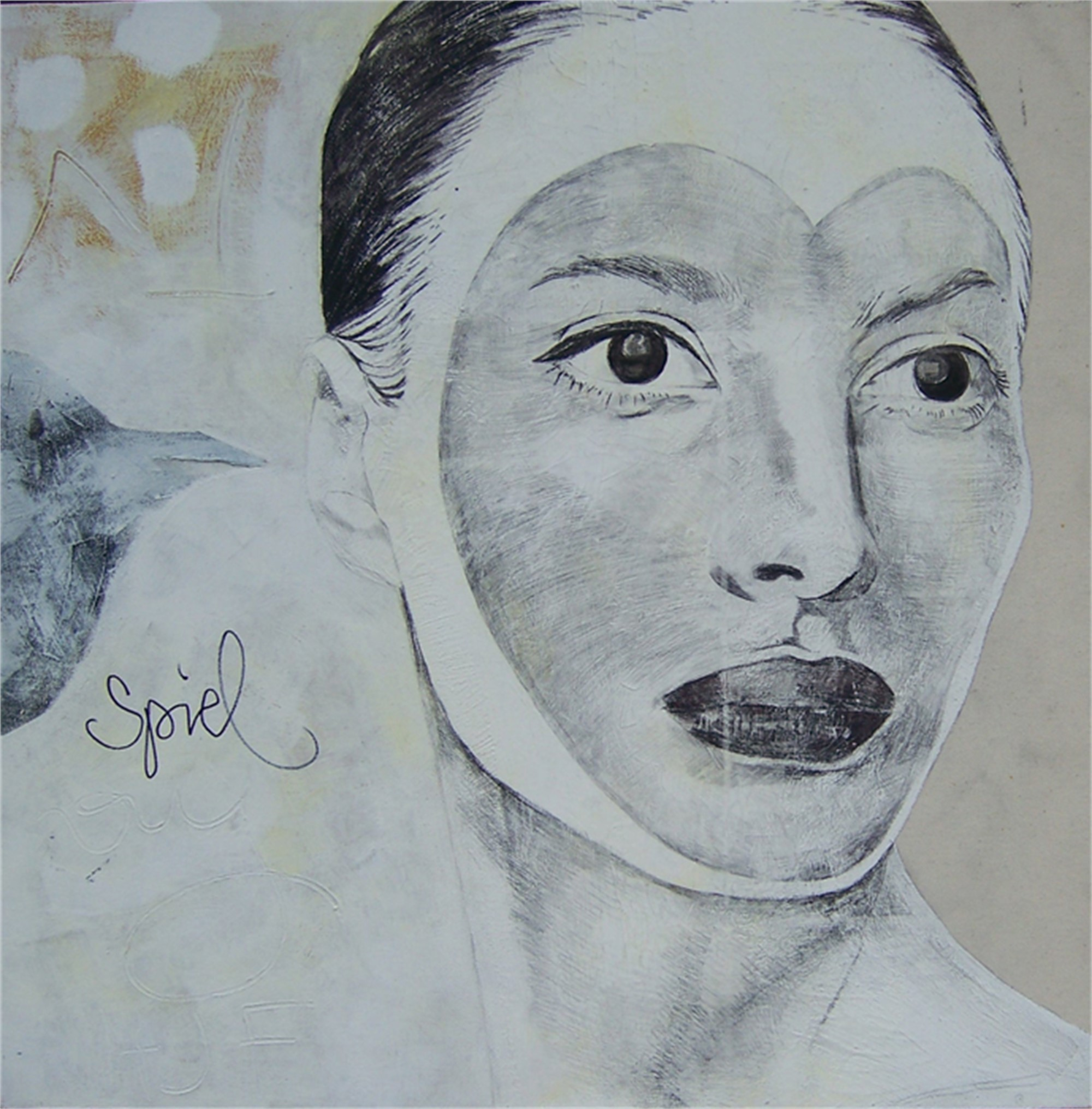 Portrait Christy T. by Hans Joerg Fuerpass