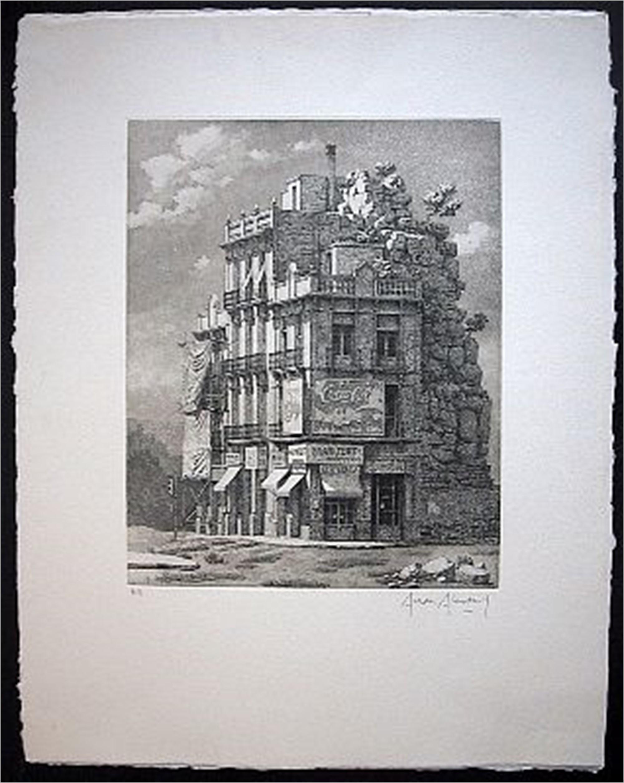 The Corner by Arnau Alemany
