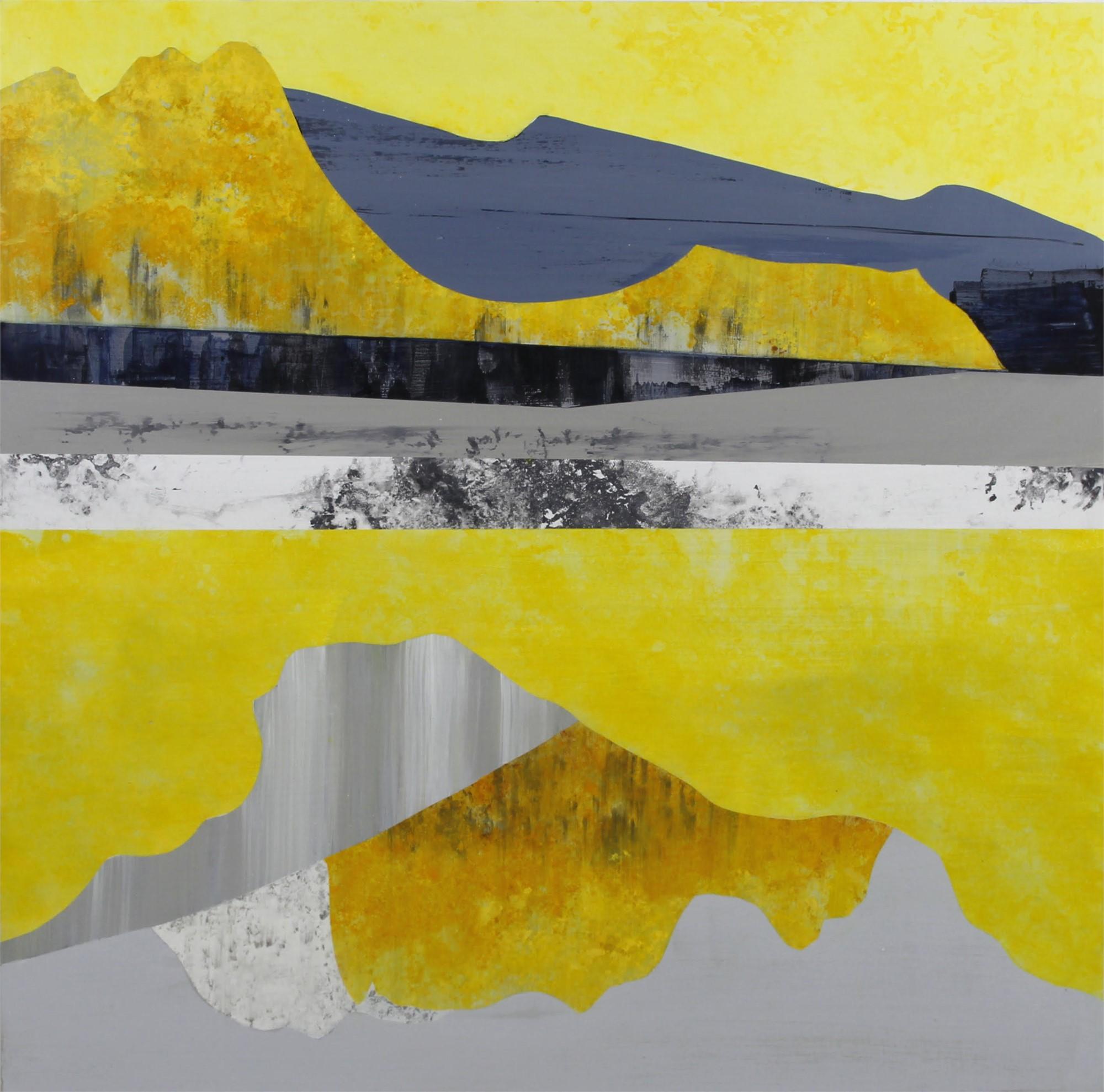 Yellow Aspen Light by Sarah Winkler