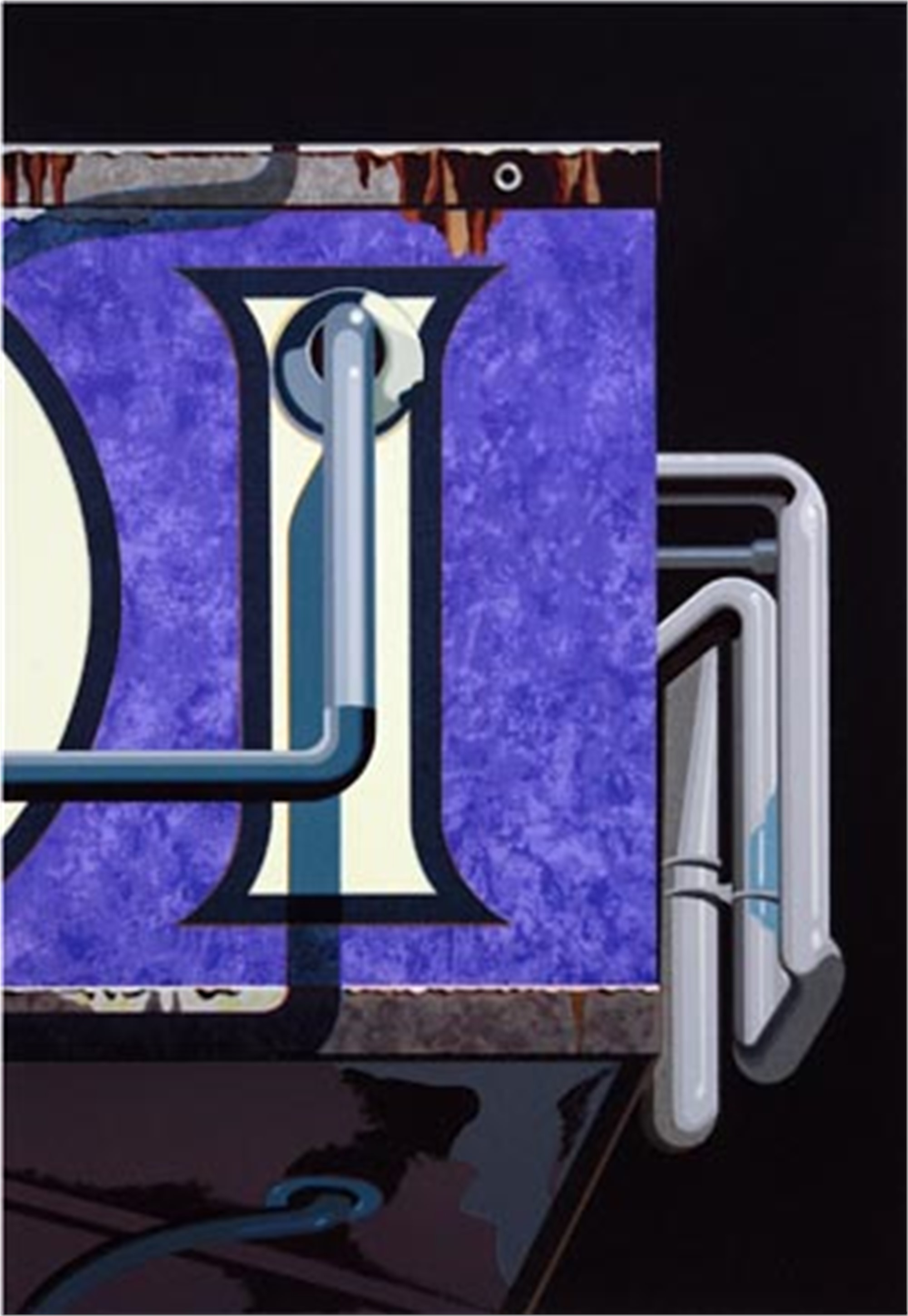 An American Alphabet: I by Robert Cottingham