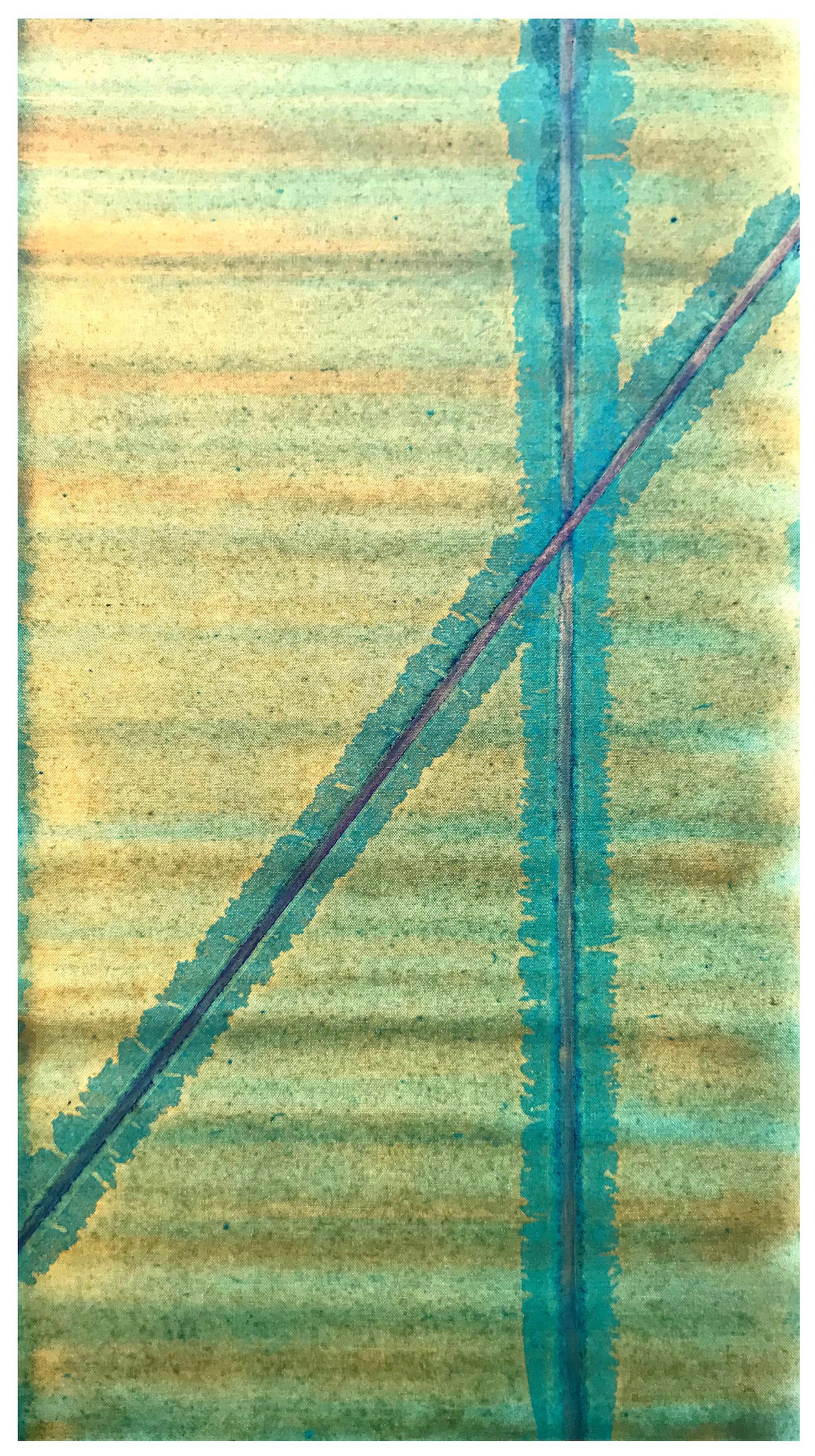 Crossed Signals II by Steven Anton Rehage