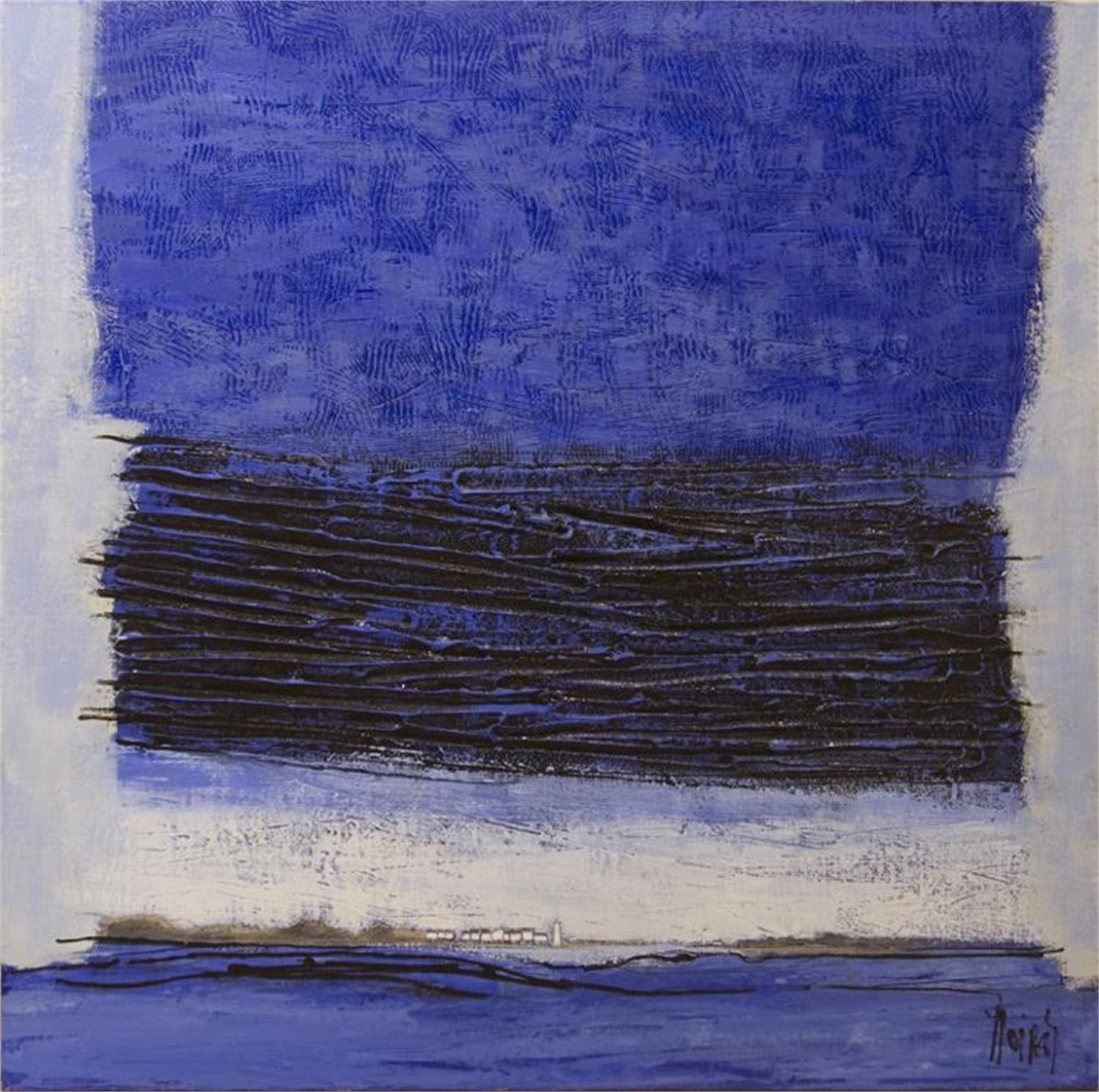 Pointe du Minou by Jean Moiras