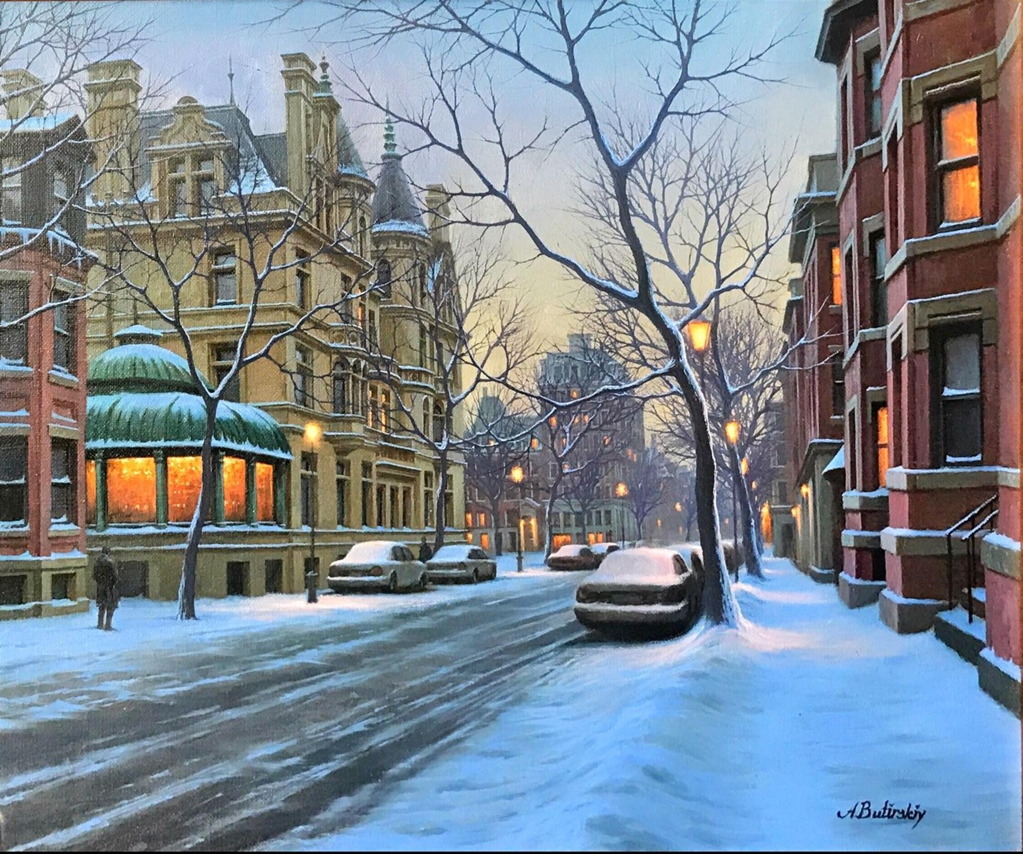 All Snowed In by Alexei Butirskiy