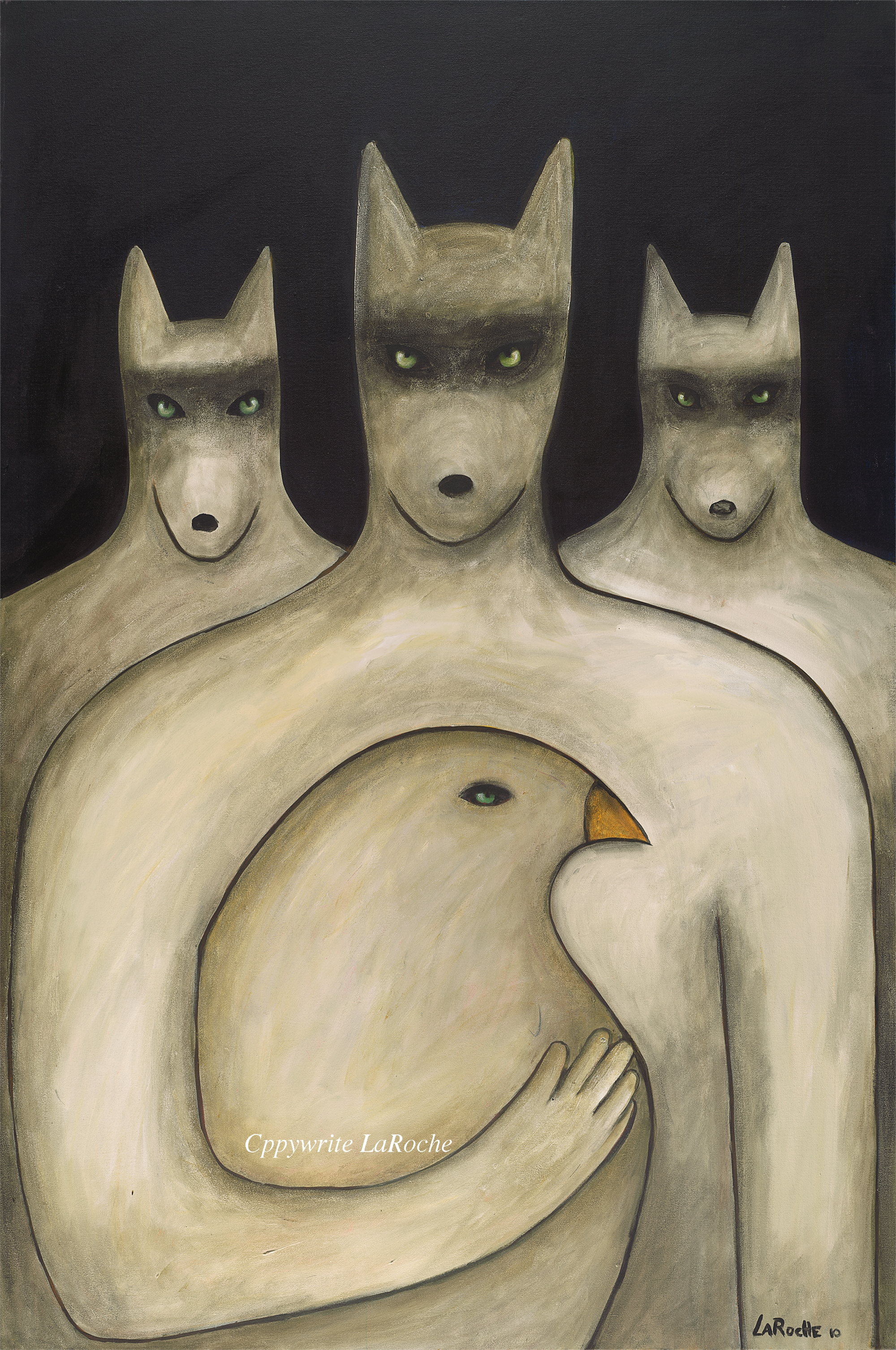 THE GUARDIANS by Carole LaRoche