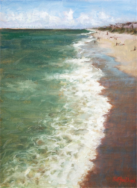 Shoreline by Sue Foell, OPA