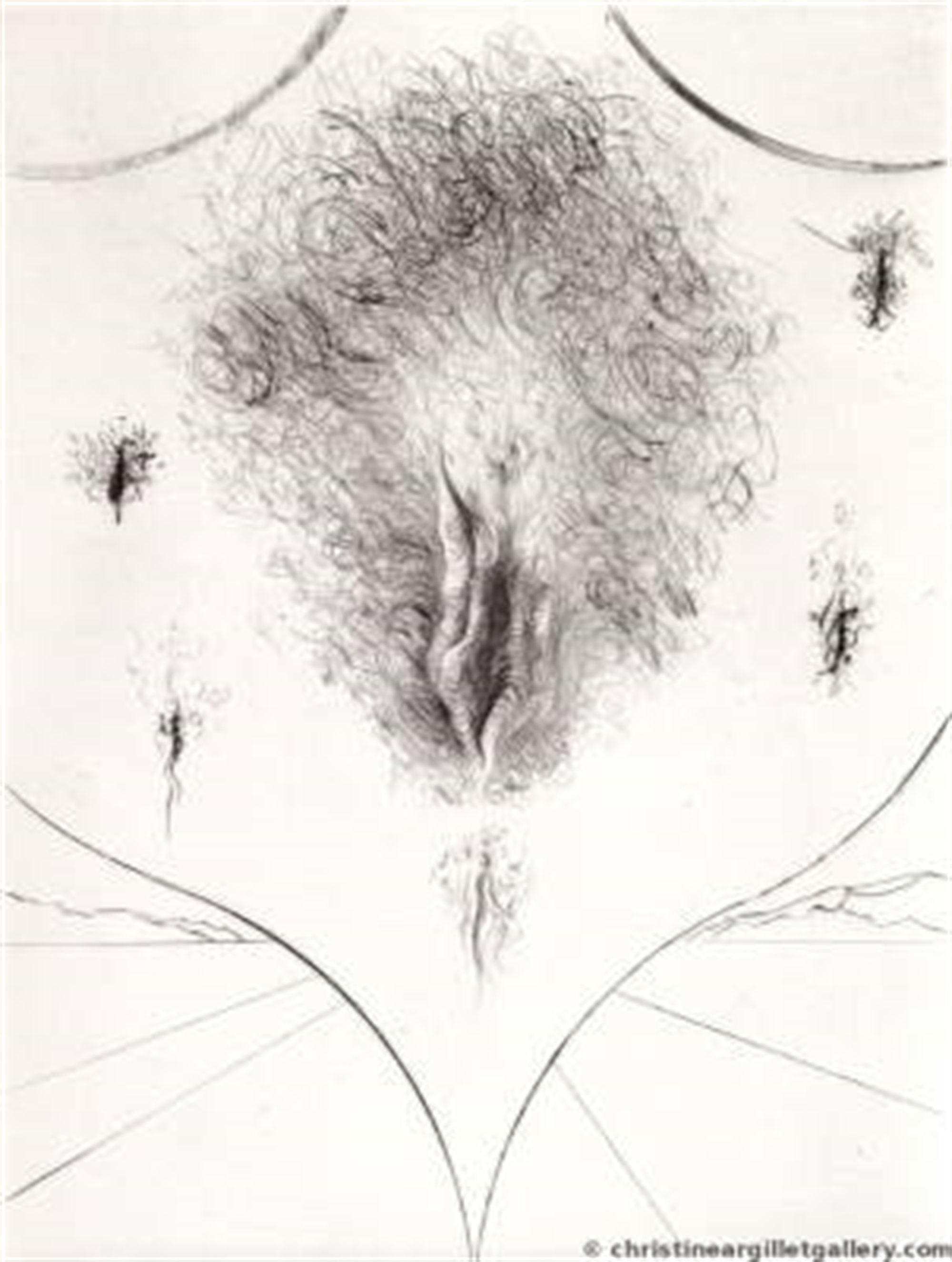 Blazon by Salvador Dali