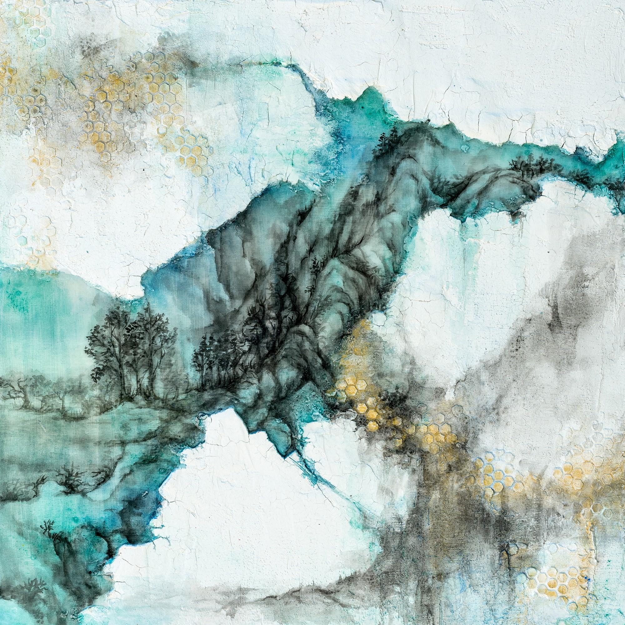 Chasm I by Cindy Shih