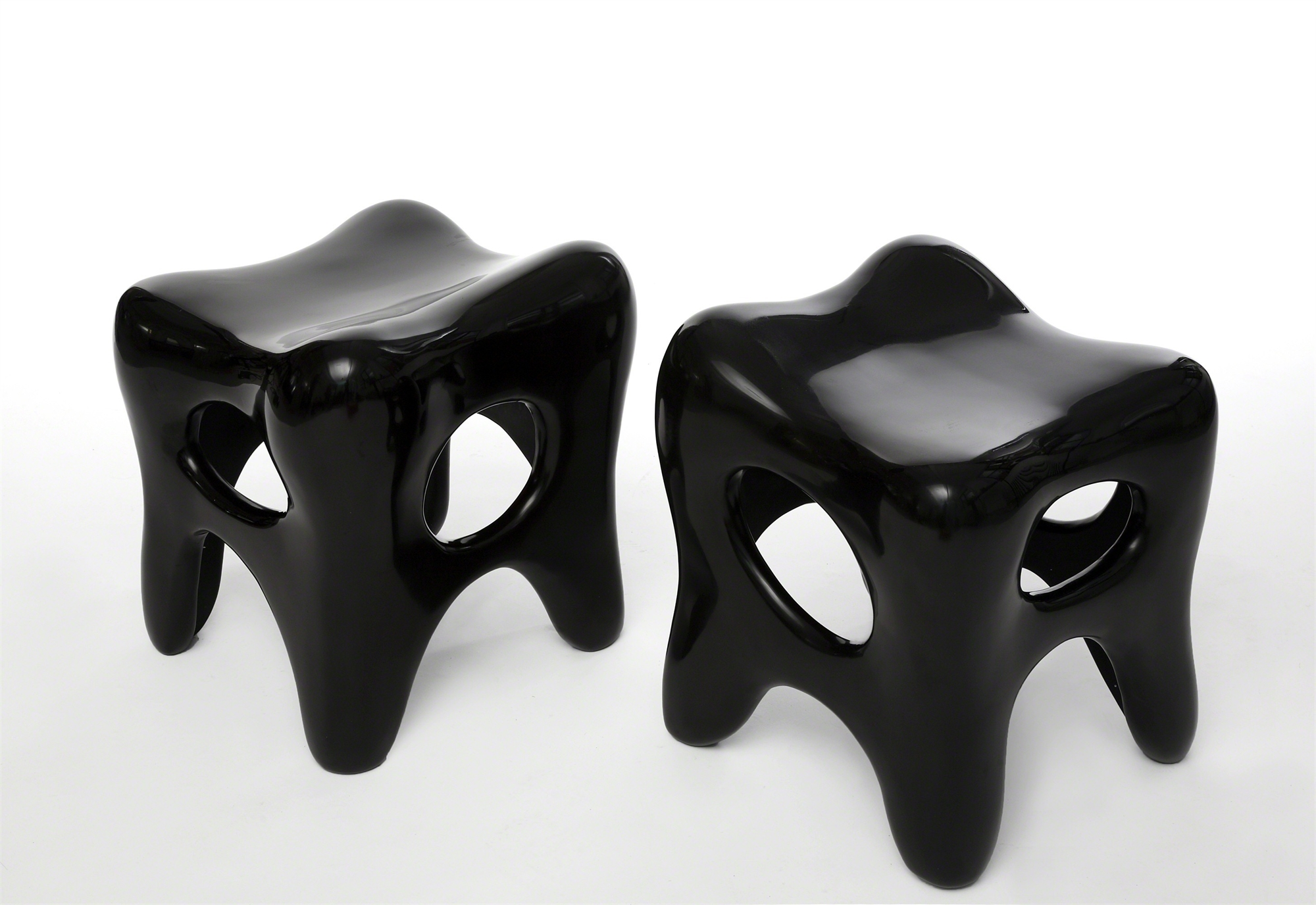 """Osselet"" Stool by Jacques Jarrige"
