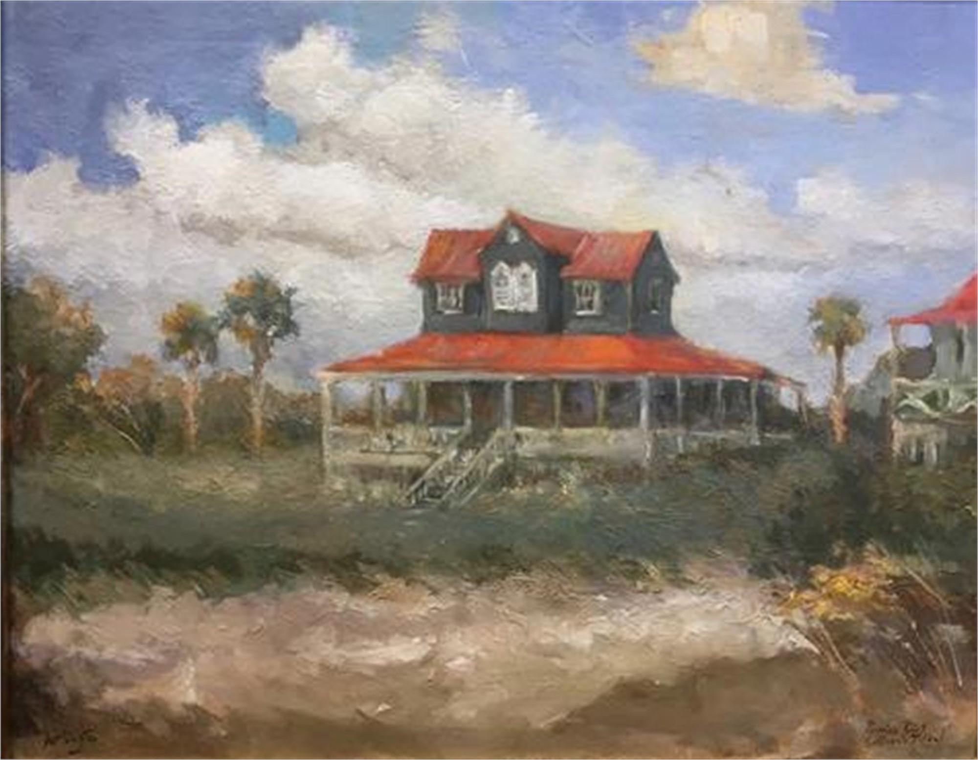 Porpoise Point Sullivan's Island by Jim Darlington
