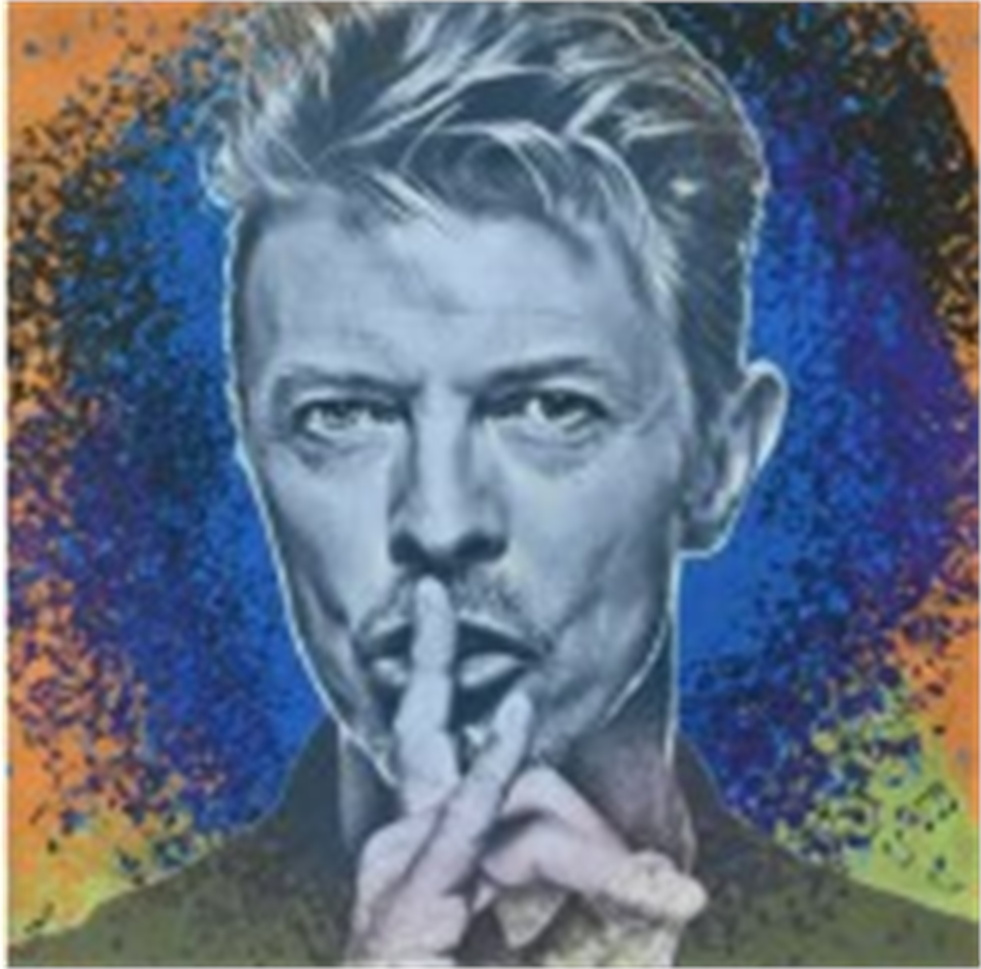 Let the Music Play Series: David Bowie by Adam Scott Rote