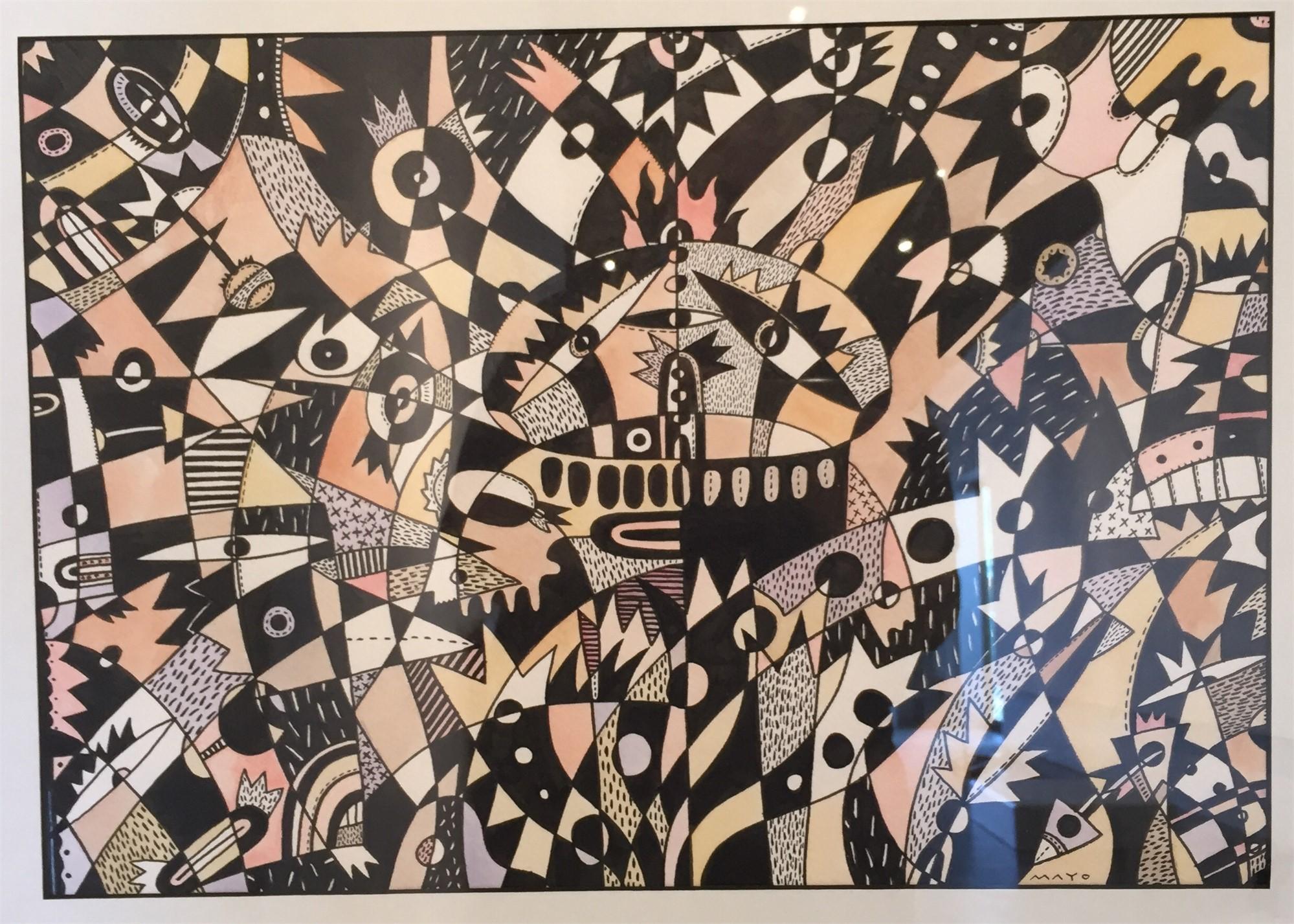 El Chaman by Christopher Mayo Mayes