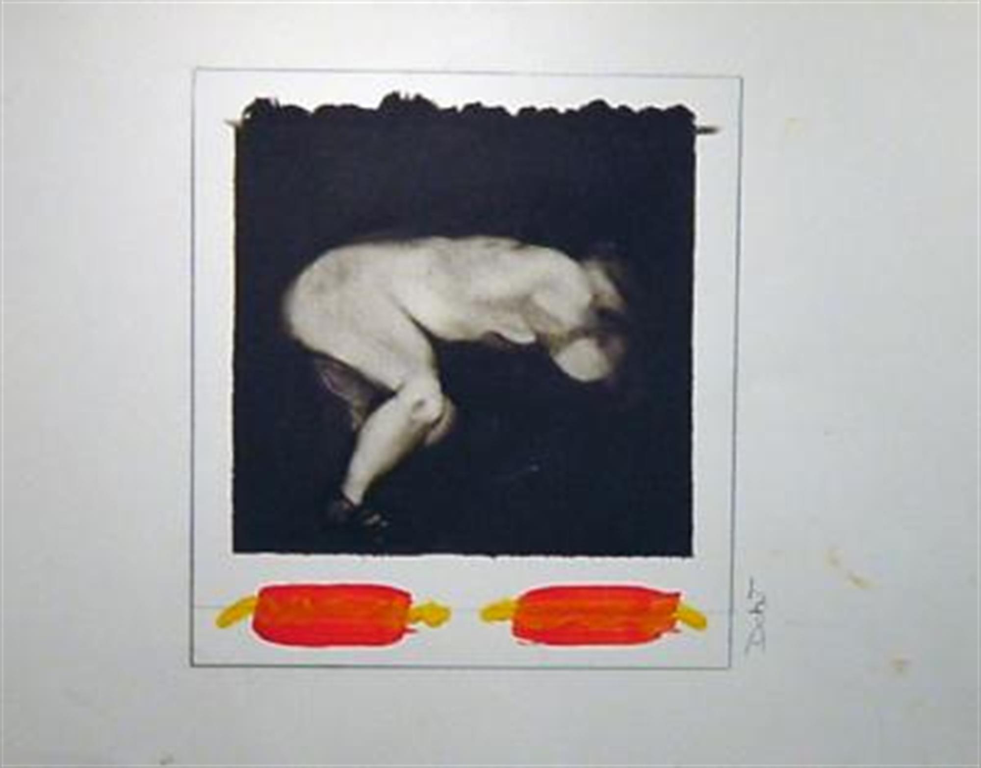 Sumo (Study) by Chrissy Dolan-Terrasi