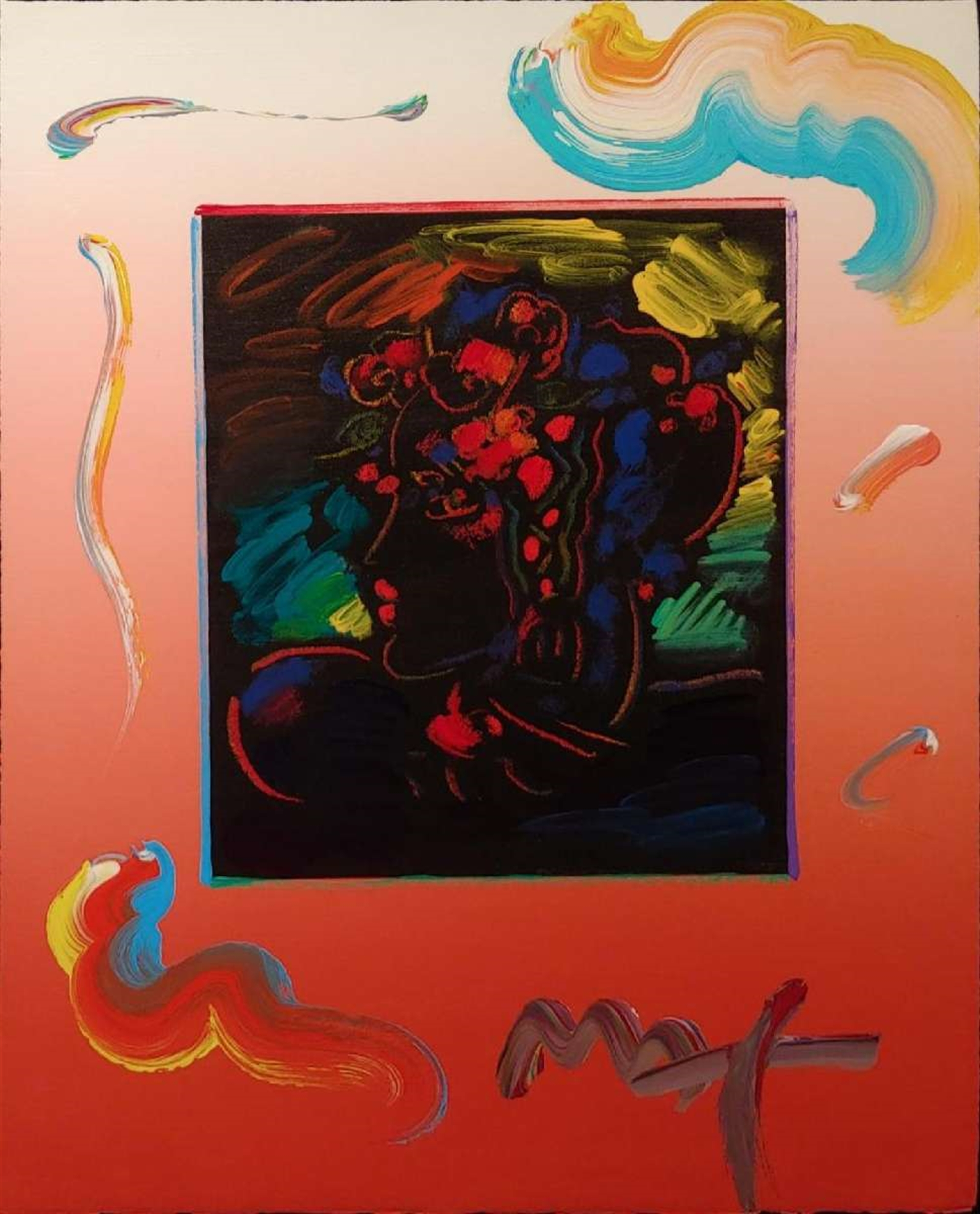 ROMANCE SUITE: PROFILE by Peter Max