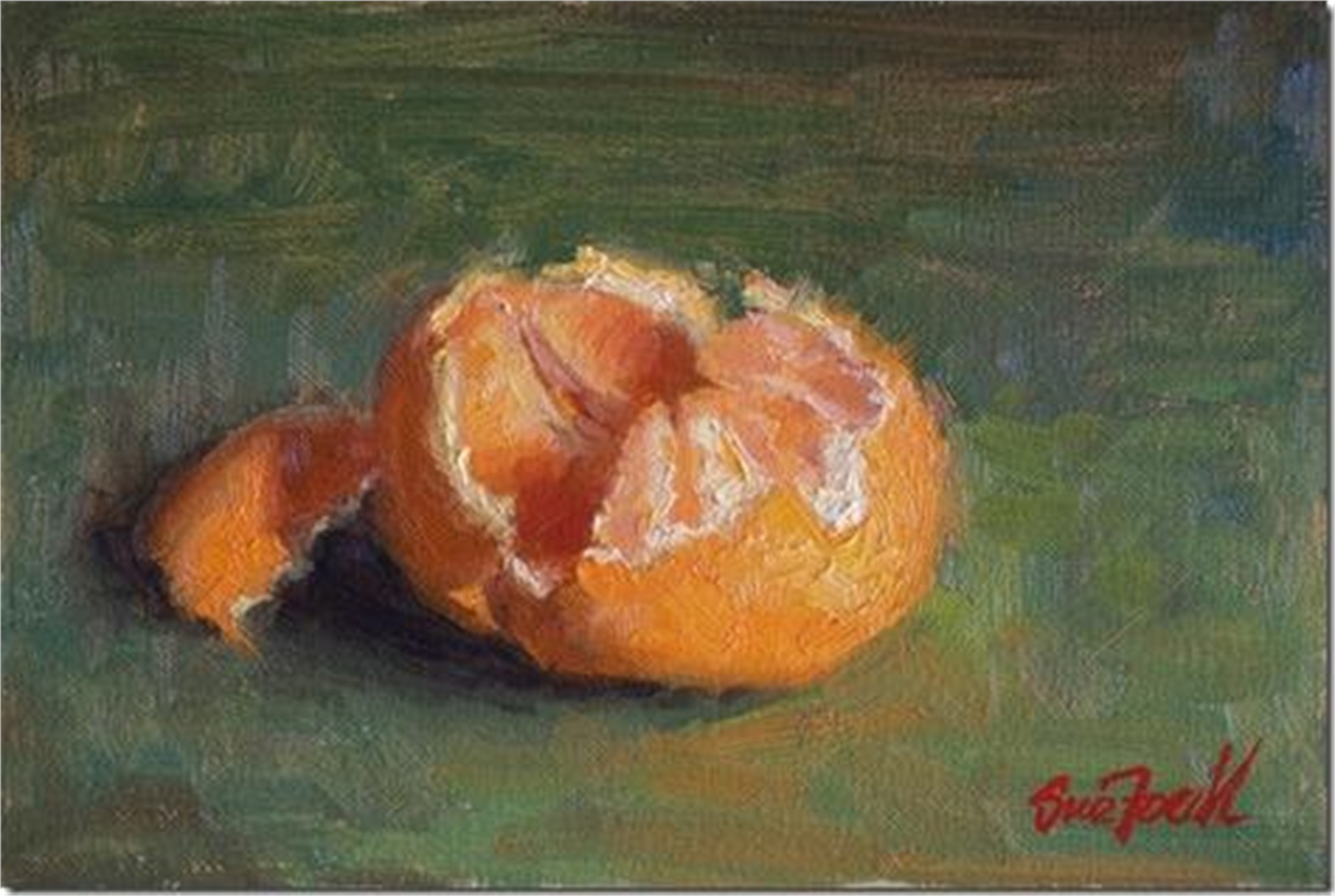 Clementine by Sue Foell, OPA