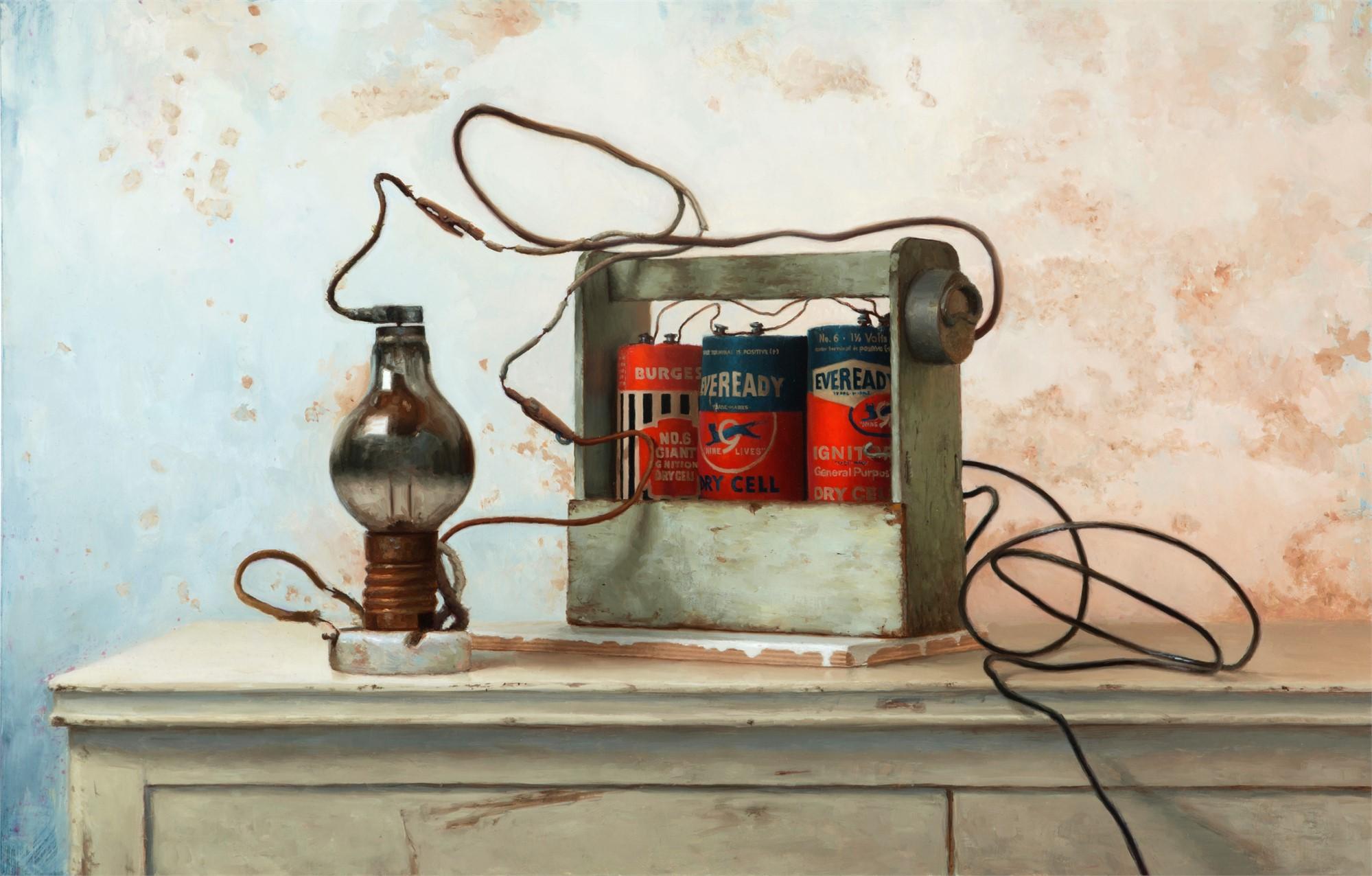 Feedback Loop by Elizabeth Zanzinger
