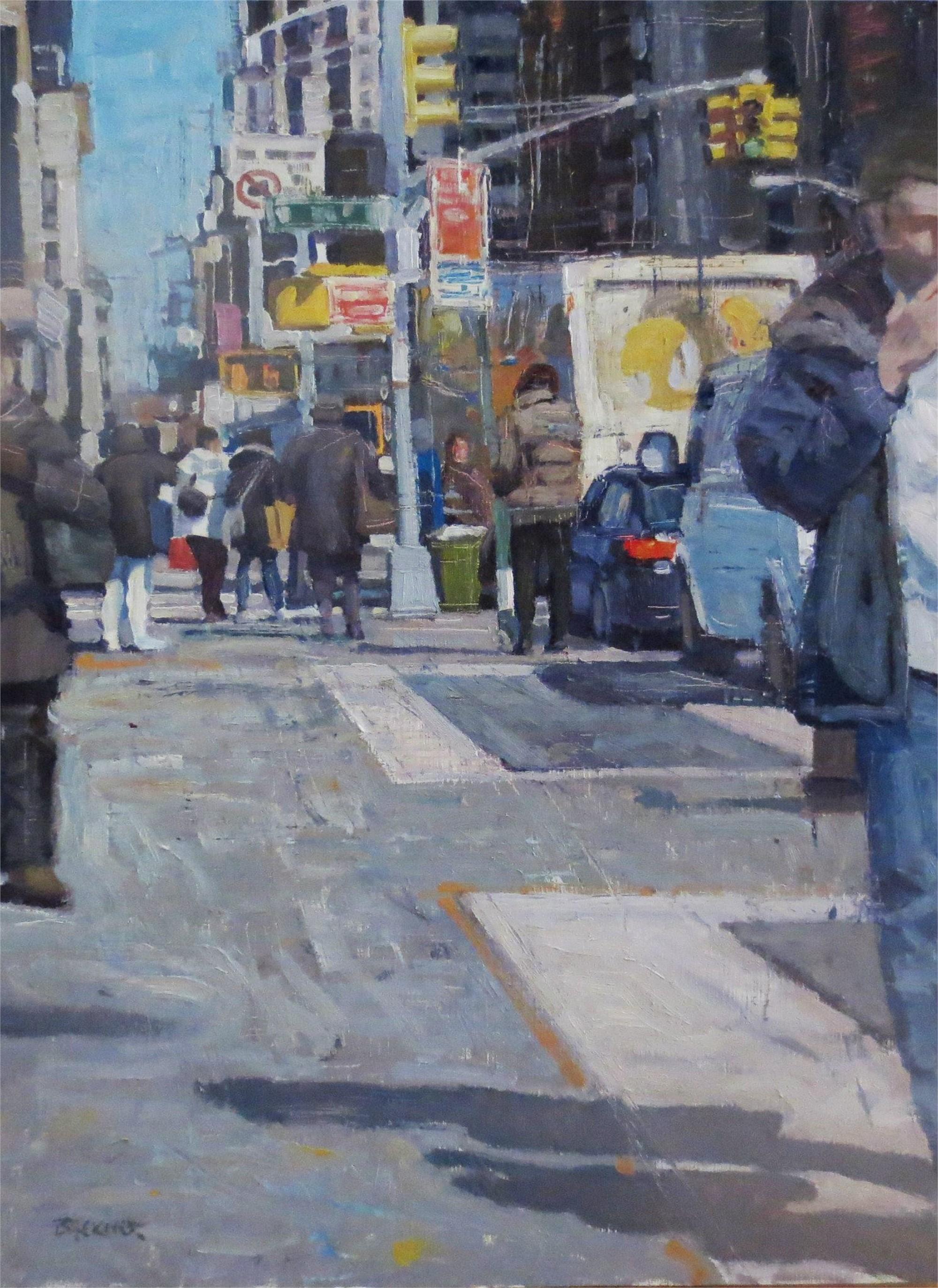 NYC by Jim Beckner