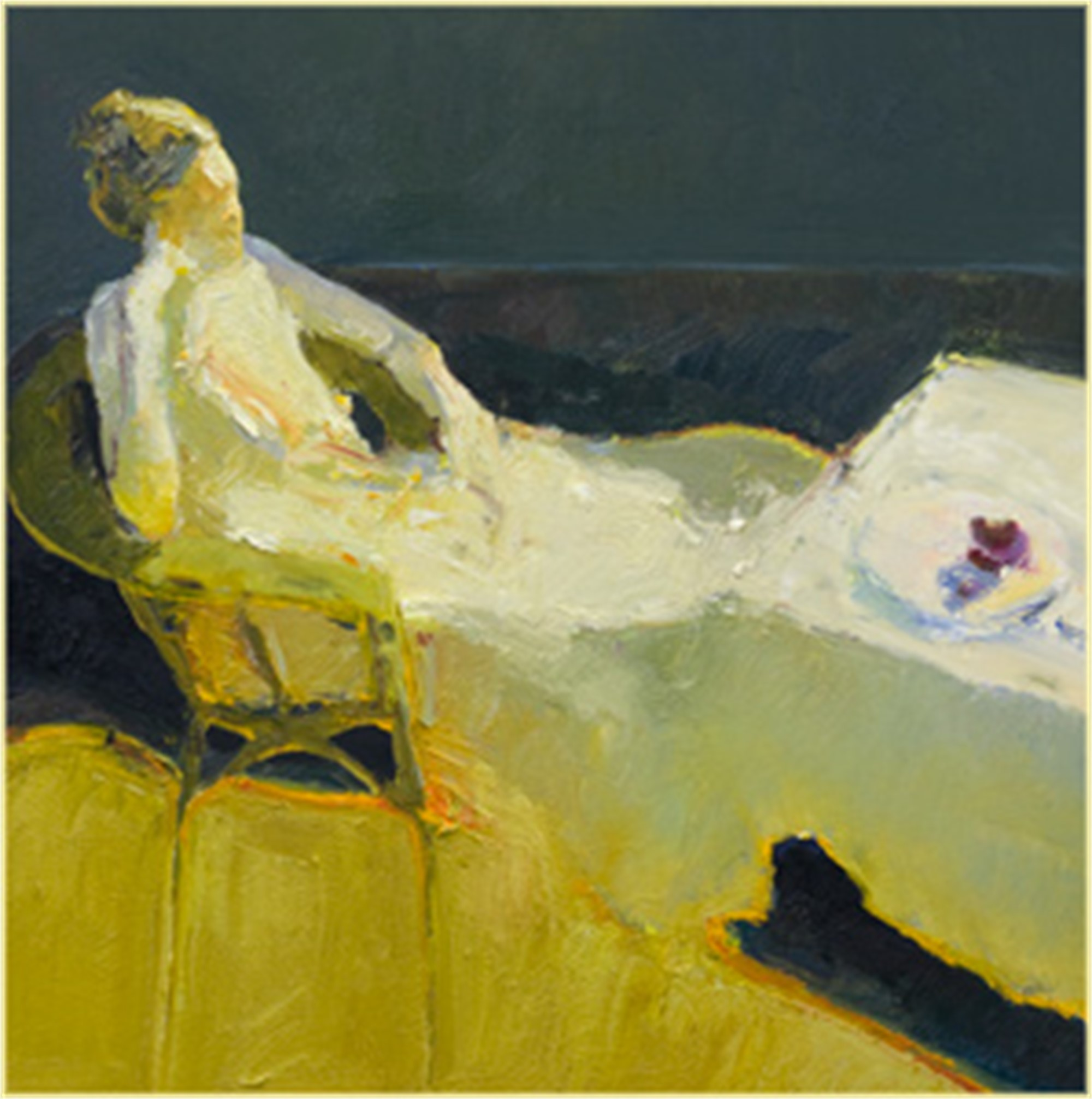 Seated Figure 2 by Danny McCaw