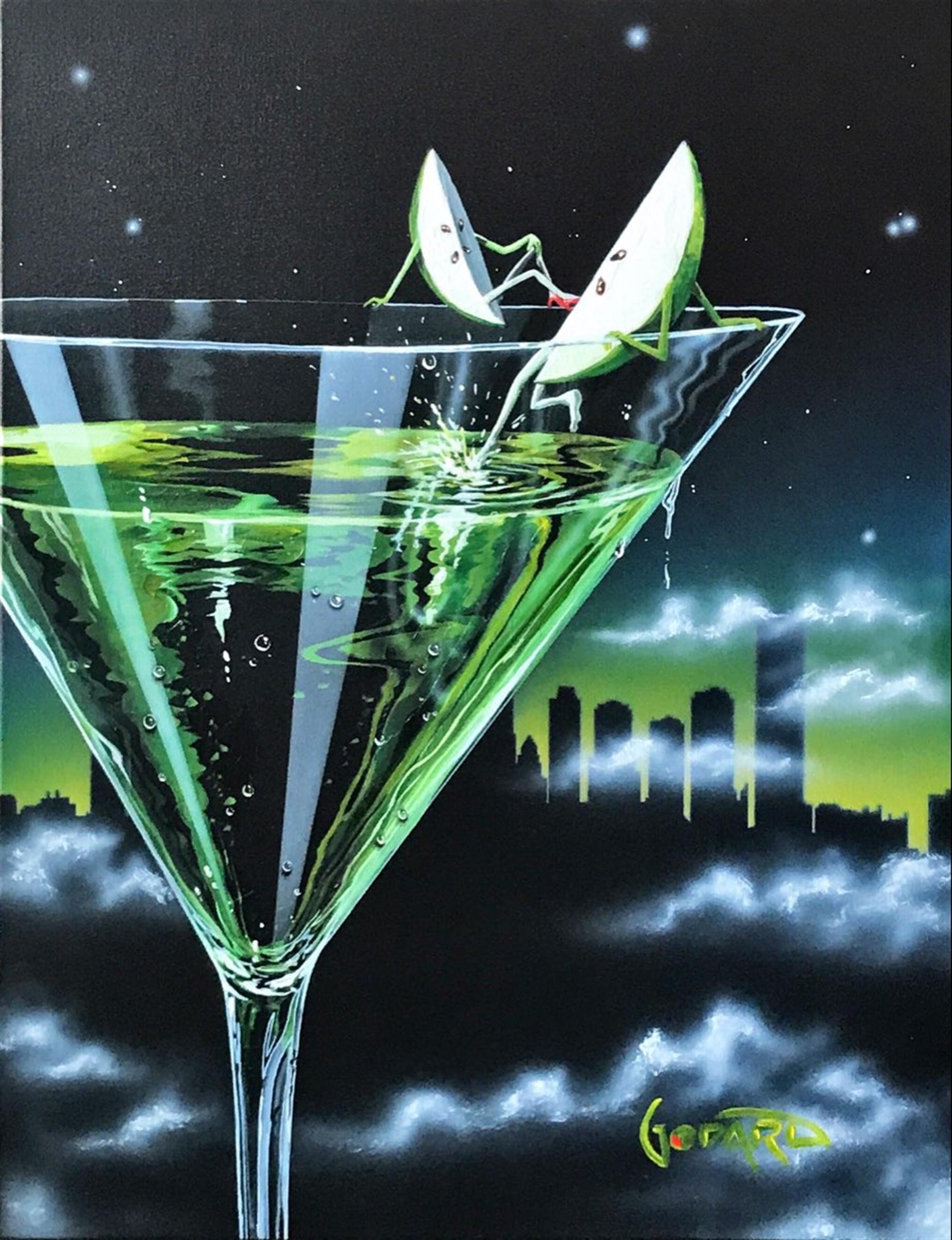 What a Night by Michael Godard