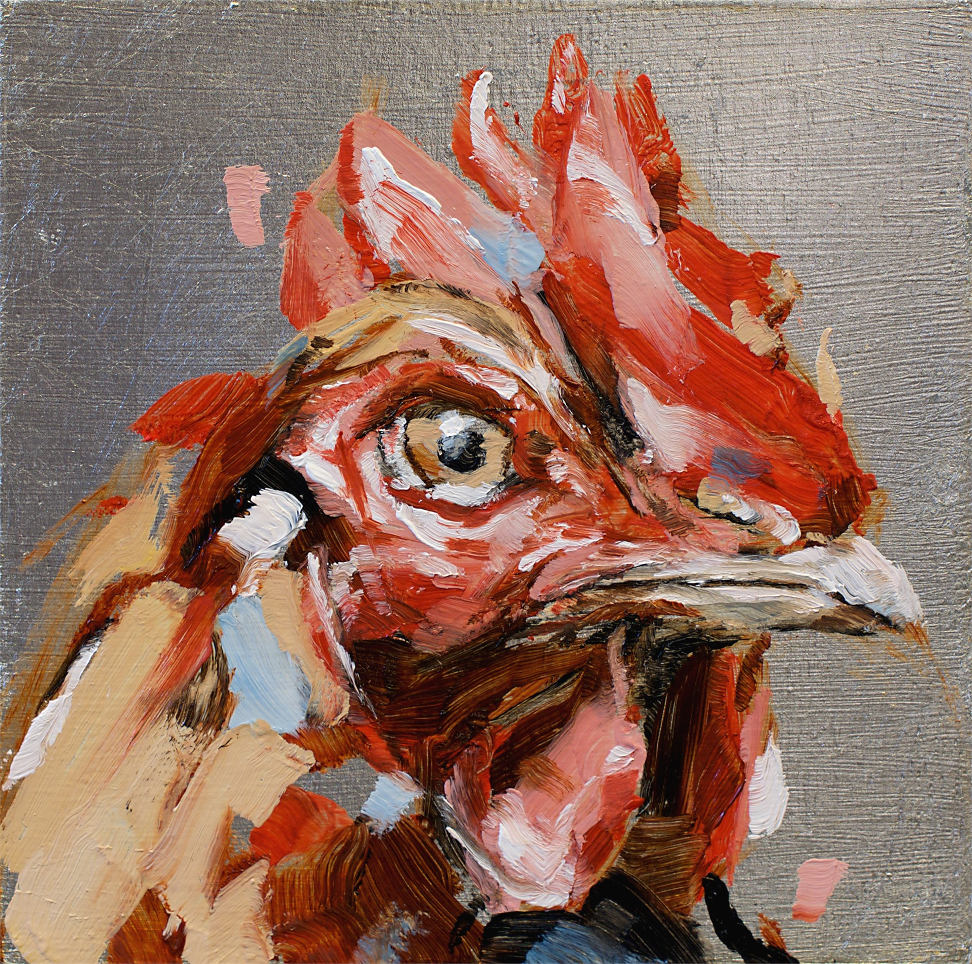 Rooster by Thibault Jandot