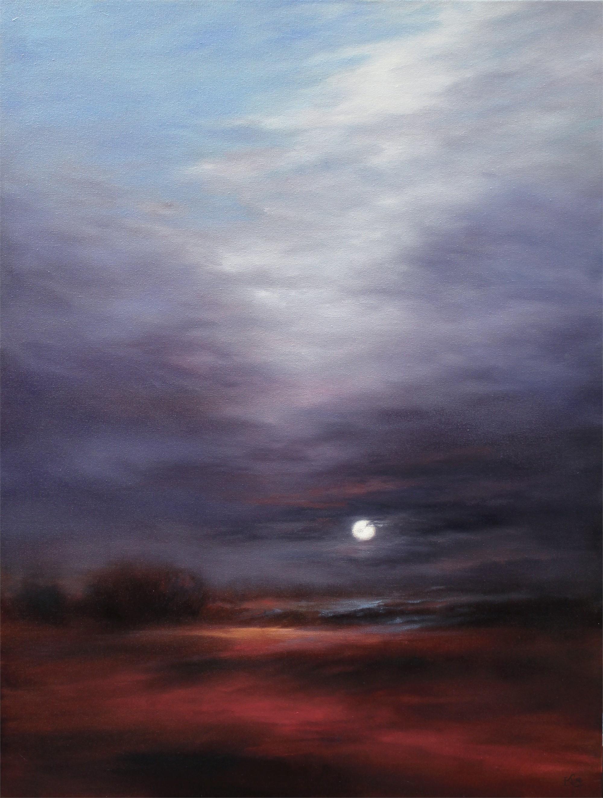 Luna II by Cheryl Kline