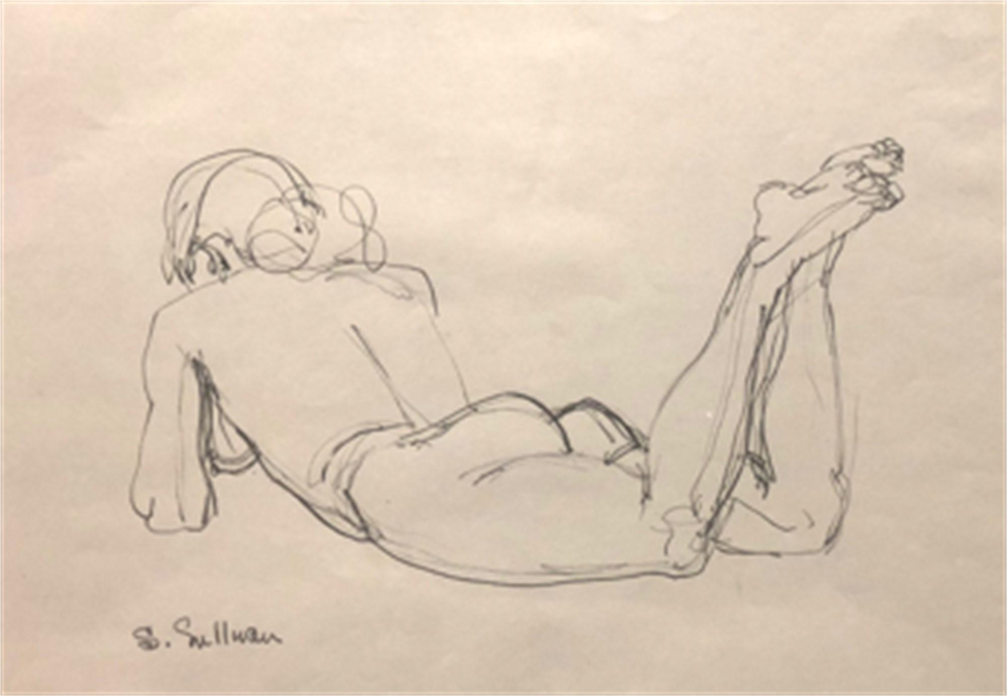 Nude Sketch 5 by Stella Sullivan