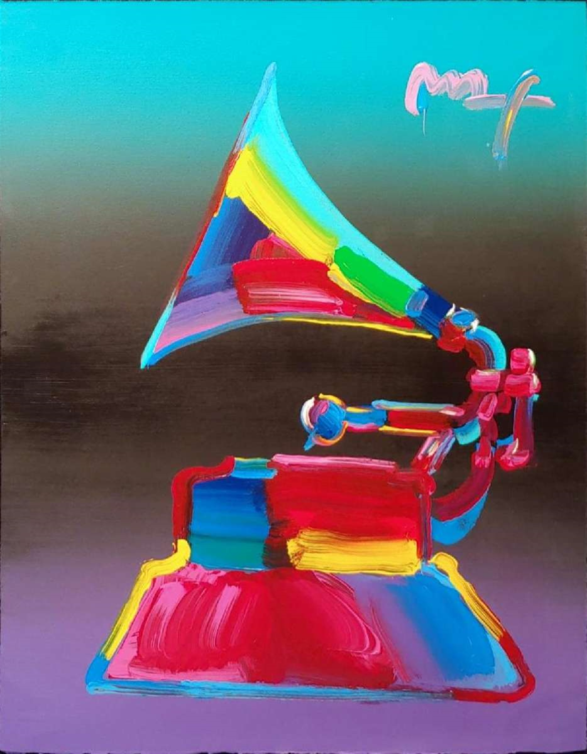 GRAMMY 1989 by Peter Max