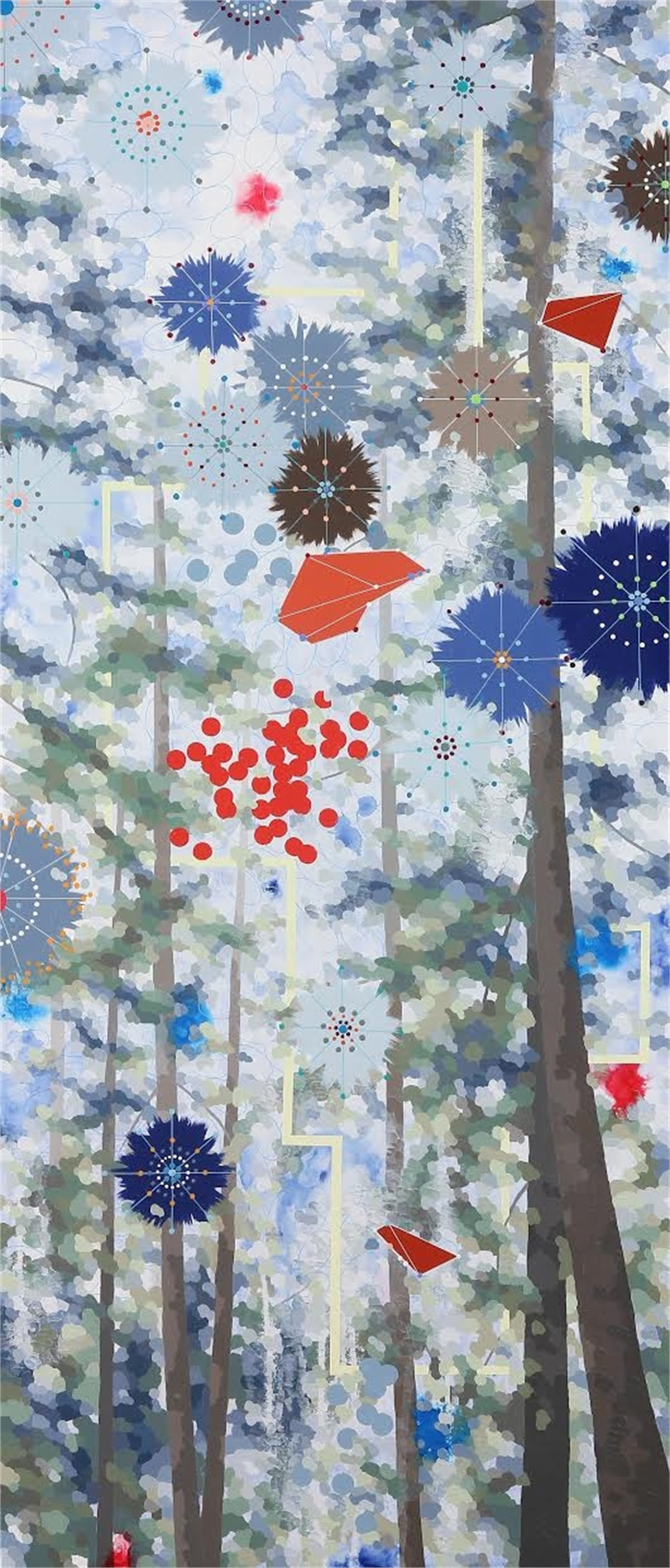 Forest Sequence by Second State: Elaine Coombs and Heather Patterson