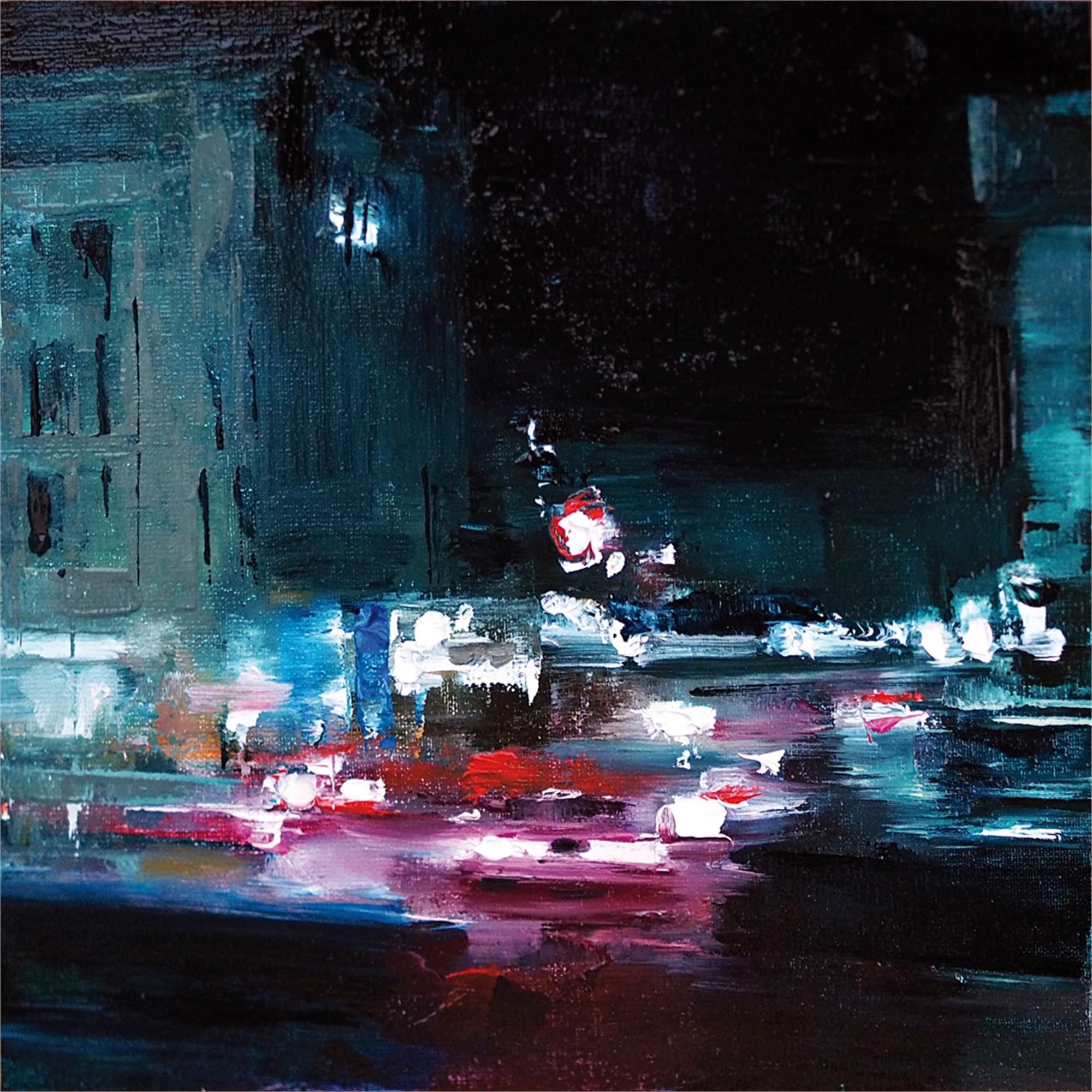 Traffic Study I by Heiko Mattausch