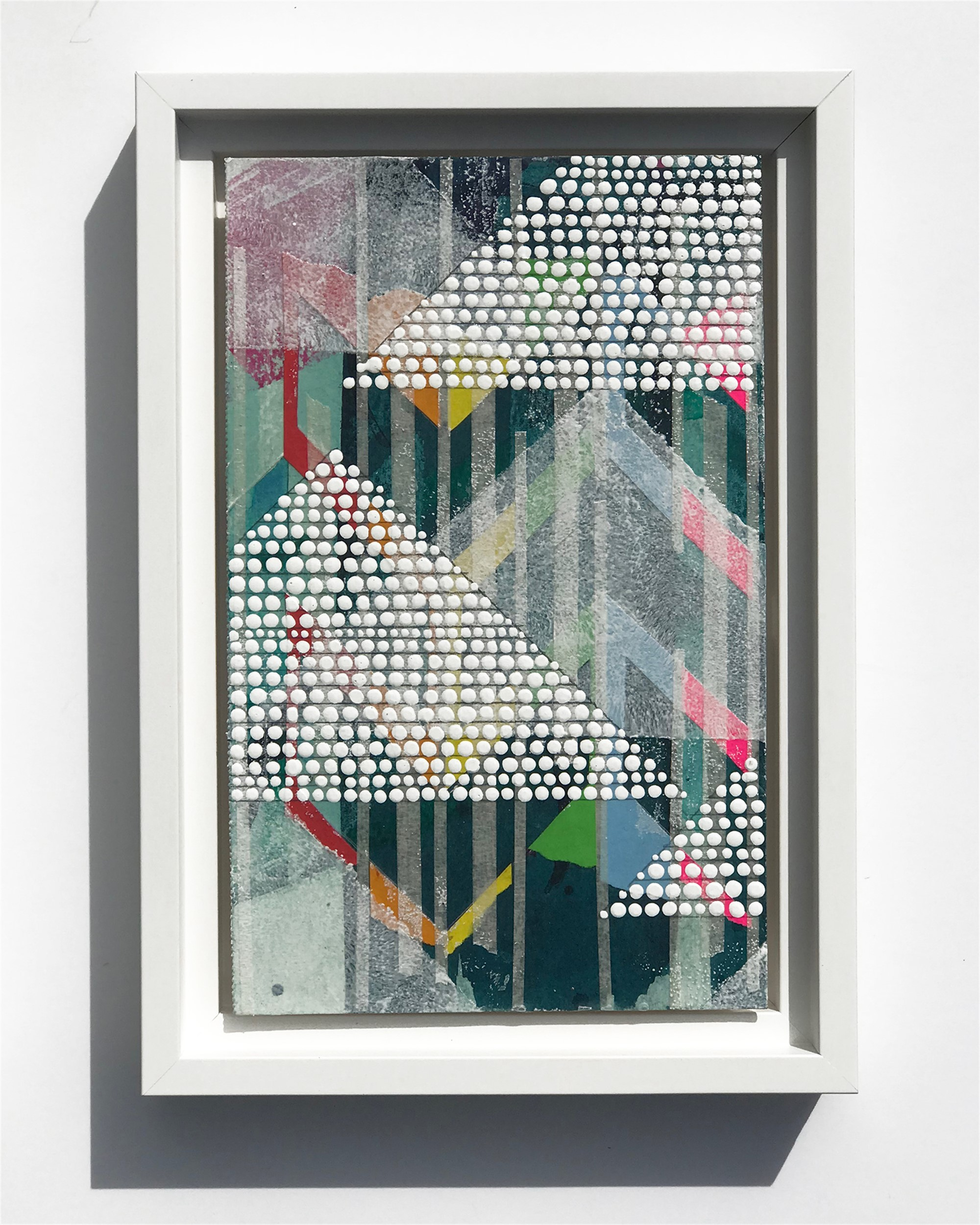Triangle 1, Pride, Study No.23 by Nina Tichava