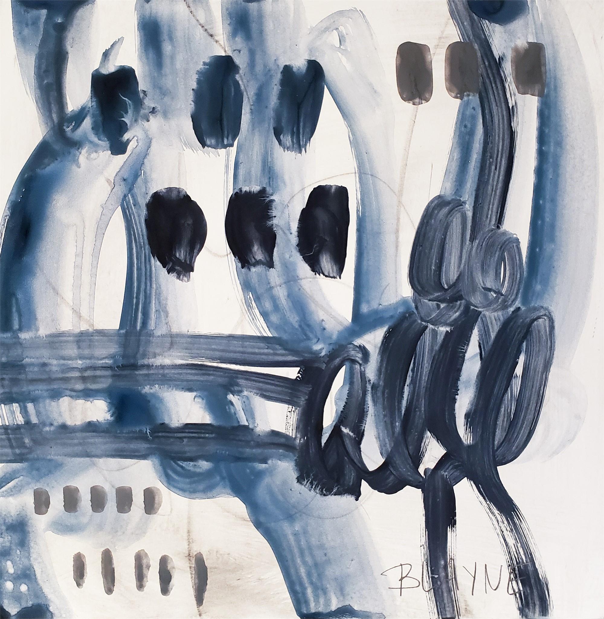 Blue Haze 1 by Blayne Macauley