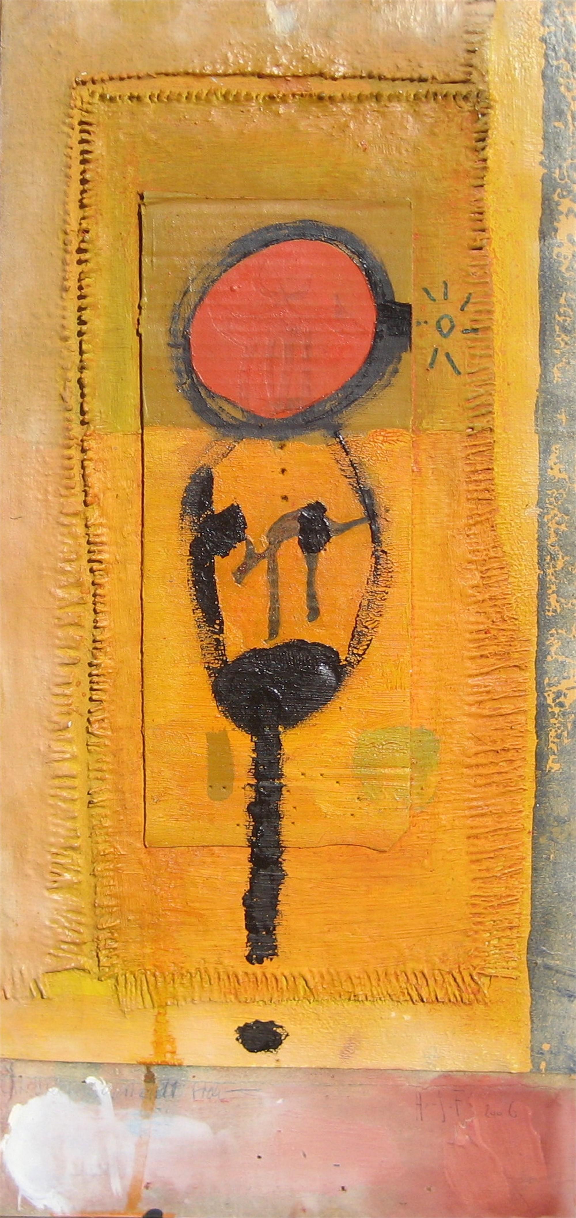 Mohammed by Hans Joerg Fuerpass
