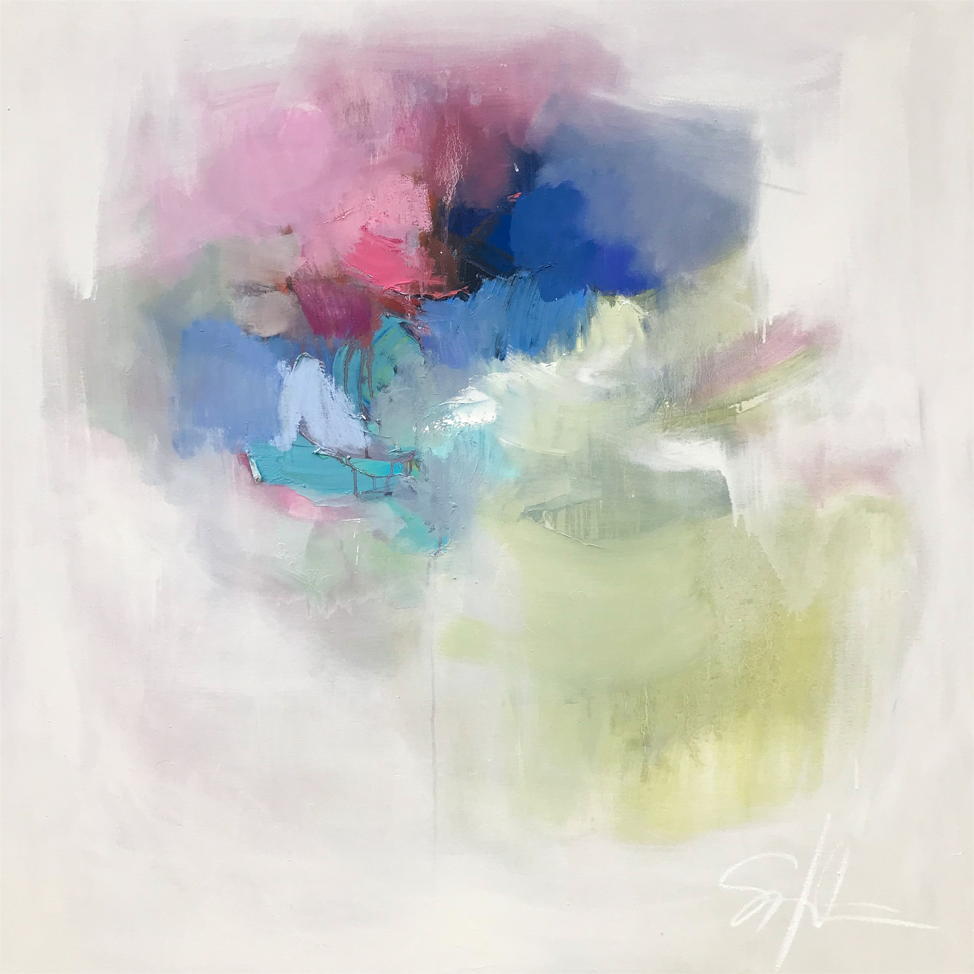 Weight in Color by Sarah Otts