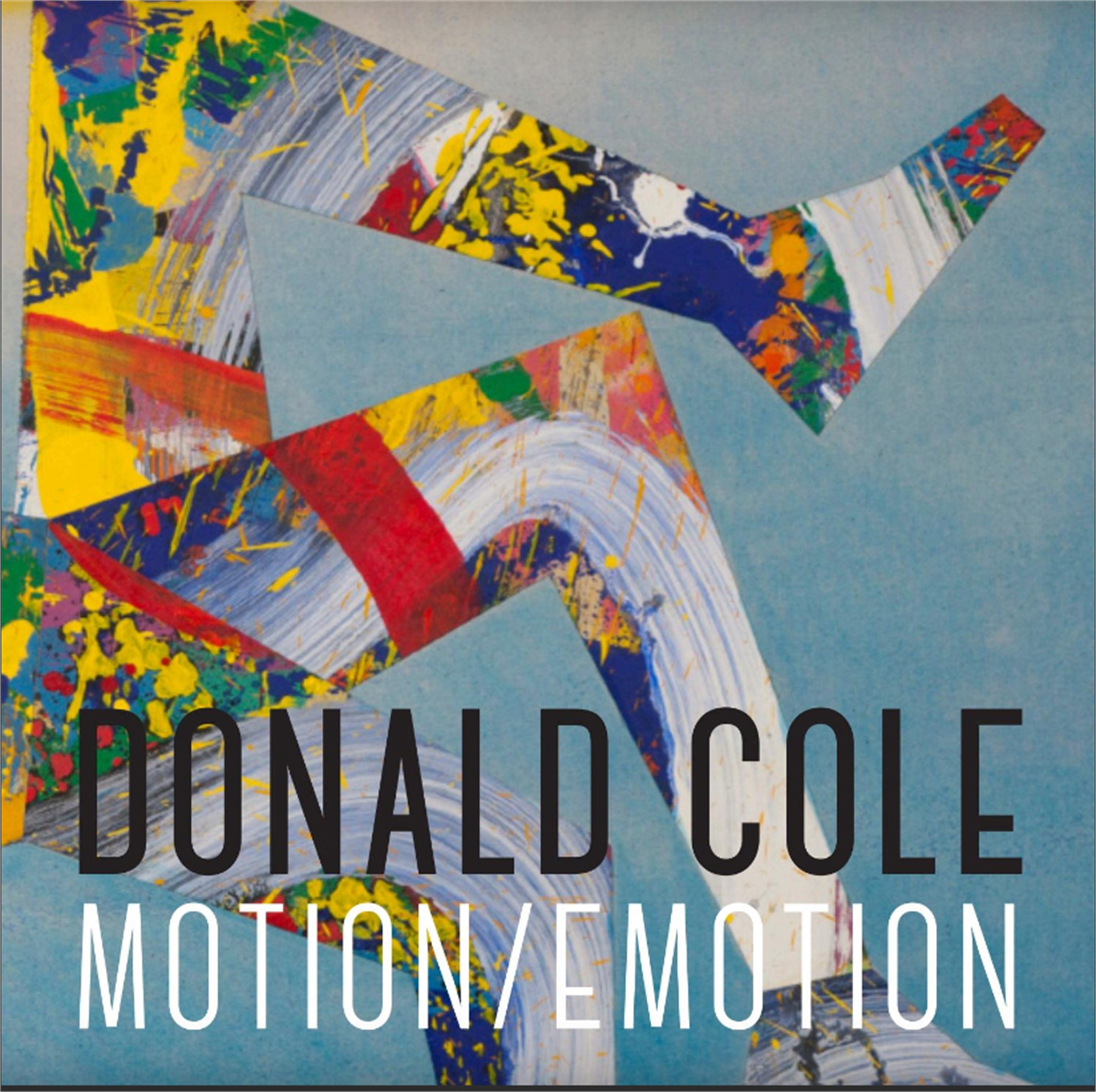 Motion/Emotion by Donald Cole