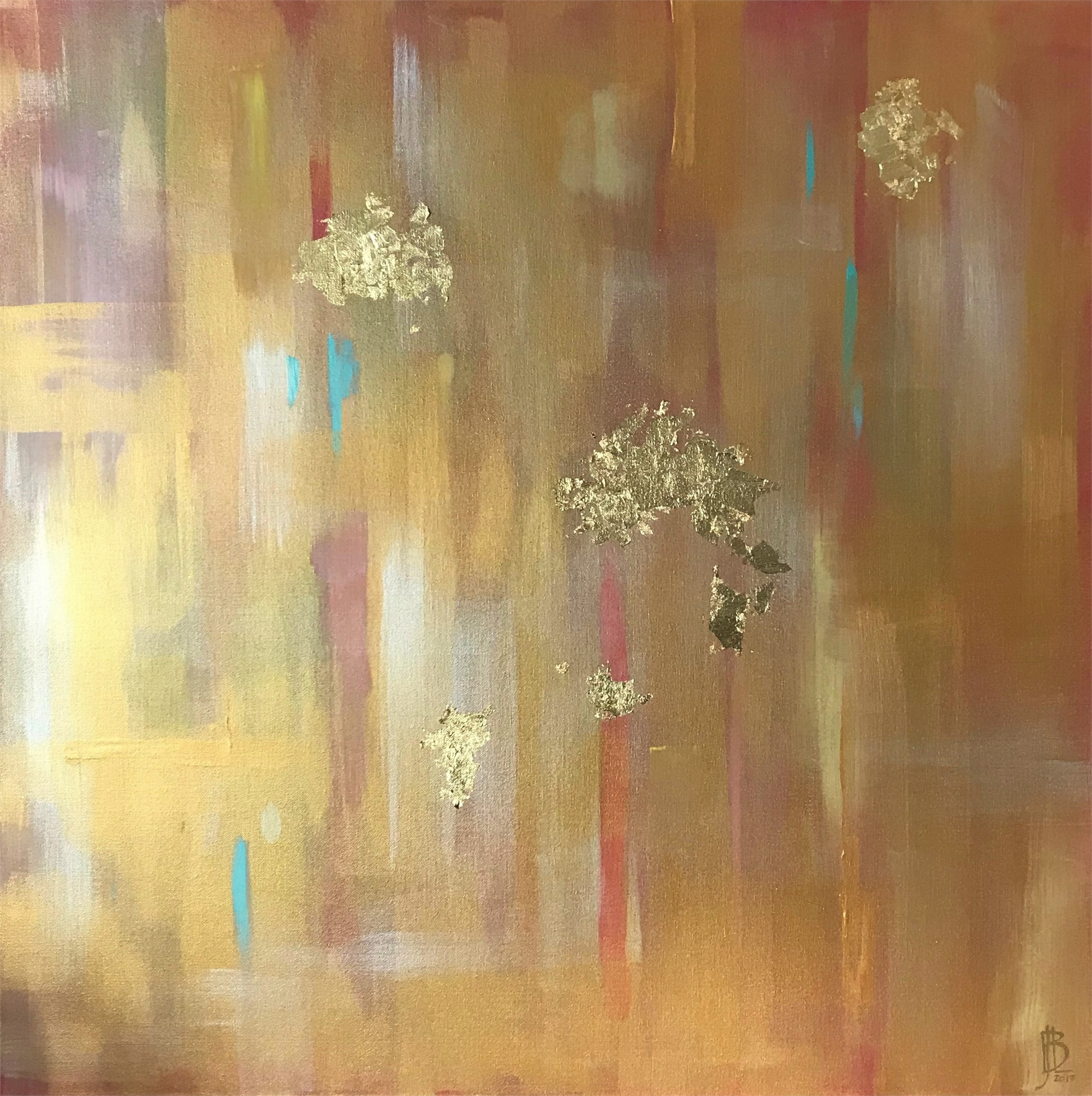 Beauty No. 14 by Leslie Poteet Busker
