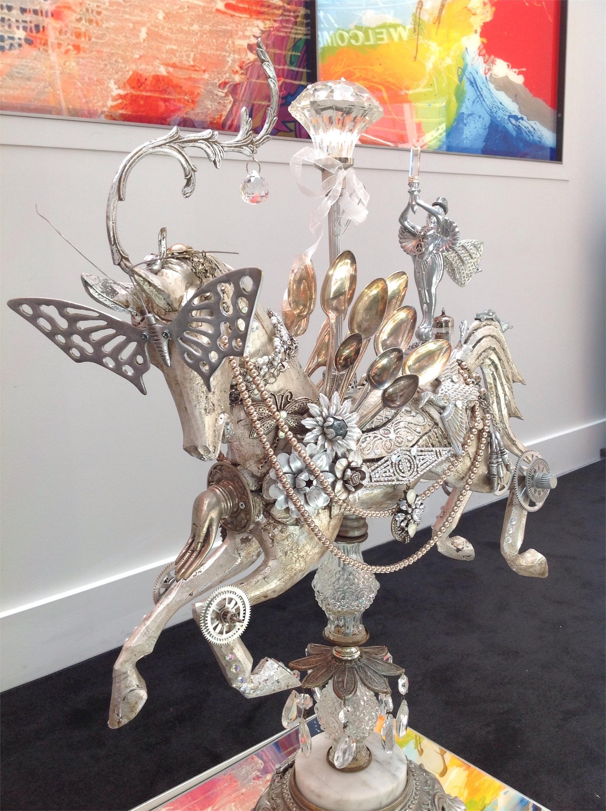 """Silver Cuchara"" by John Stebila"