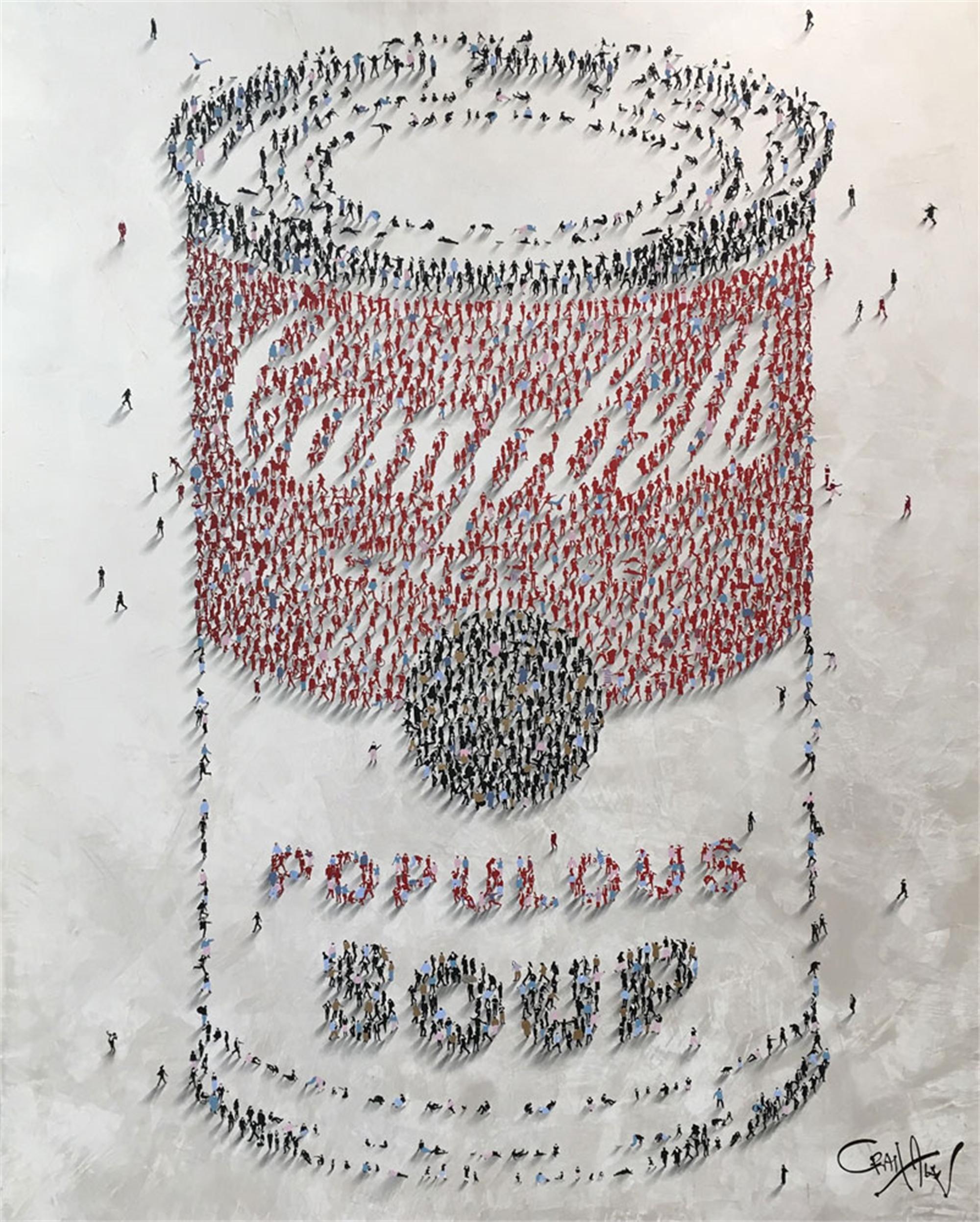 Populus Soup by Populus Homage Craig Alan
