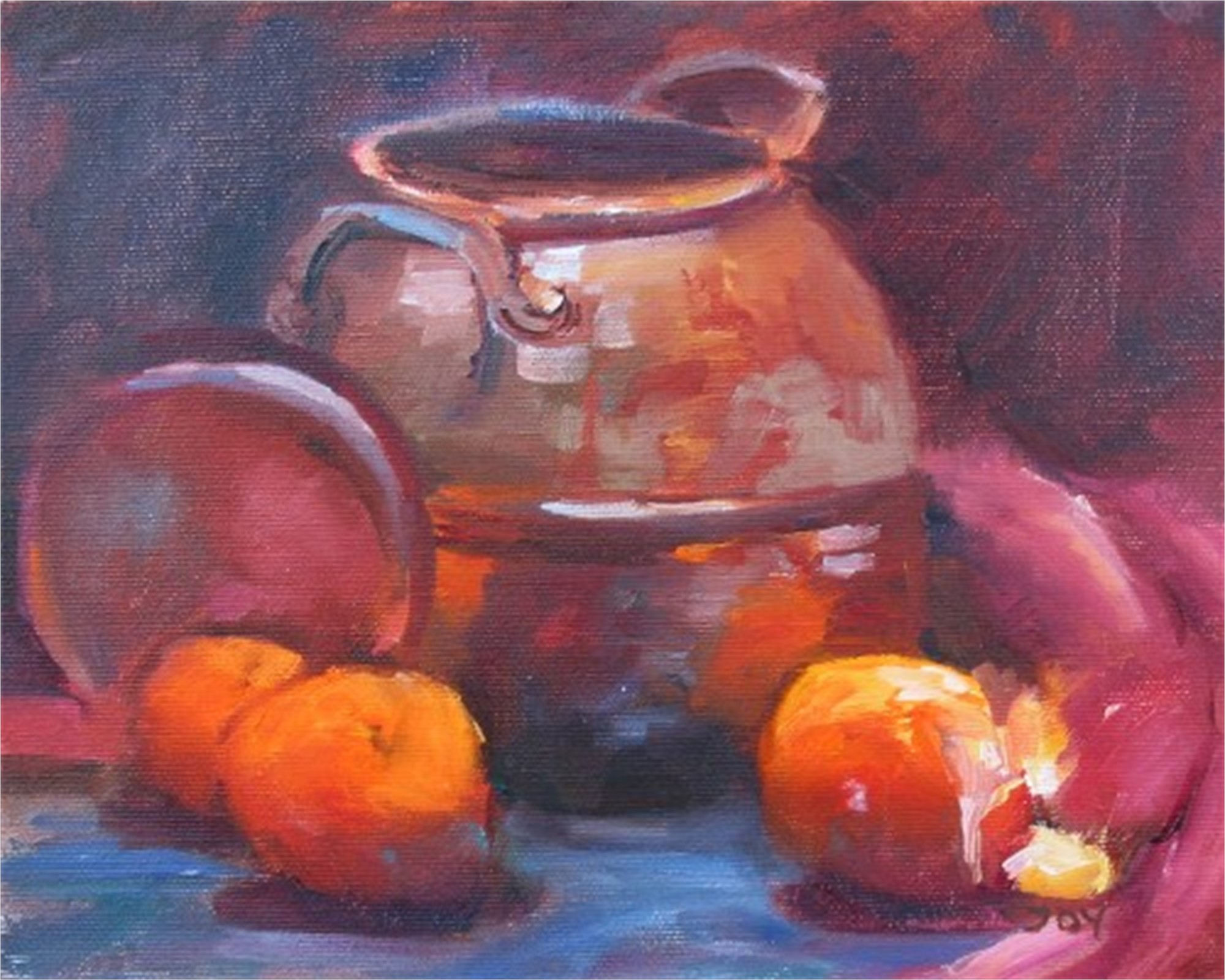 STILL LIFE by JOY