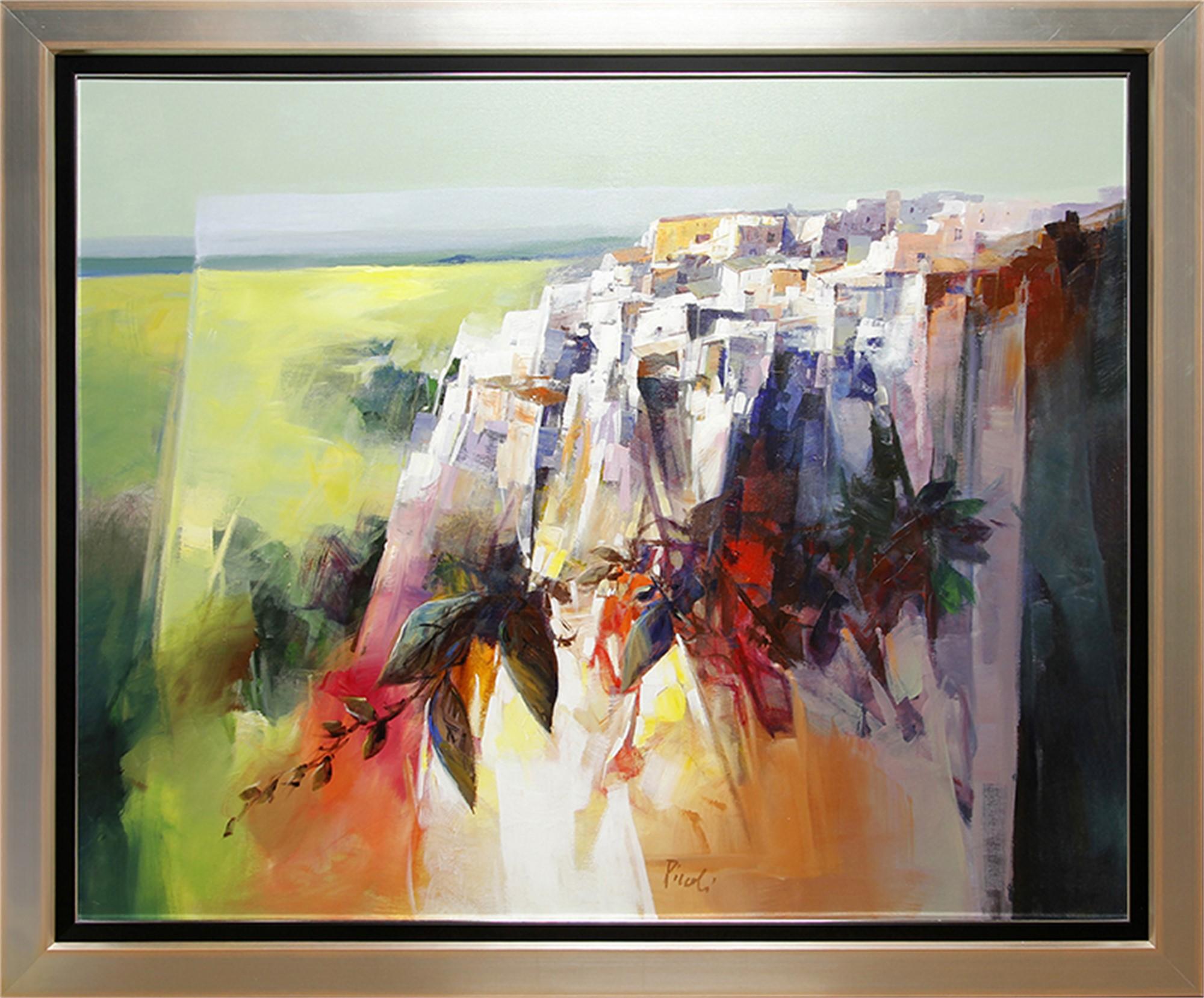 Sardinia Landscape by Pietro Piccoli