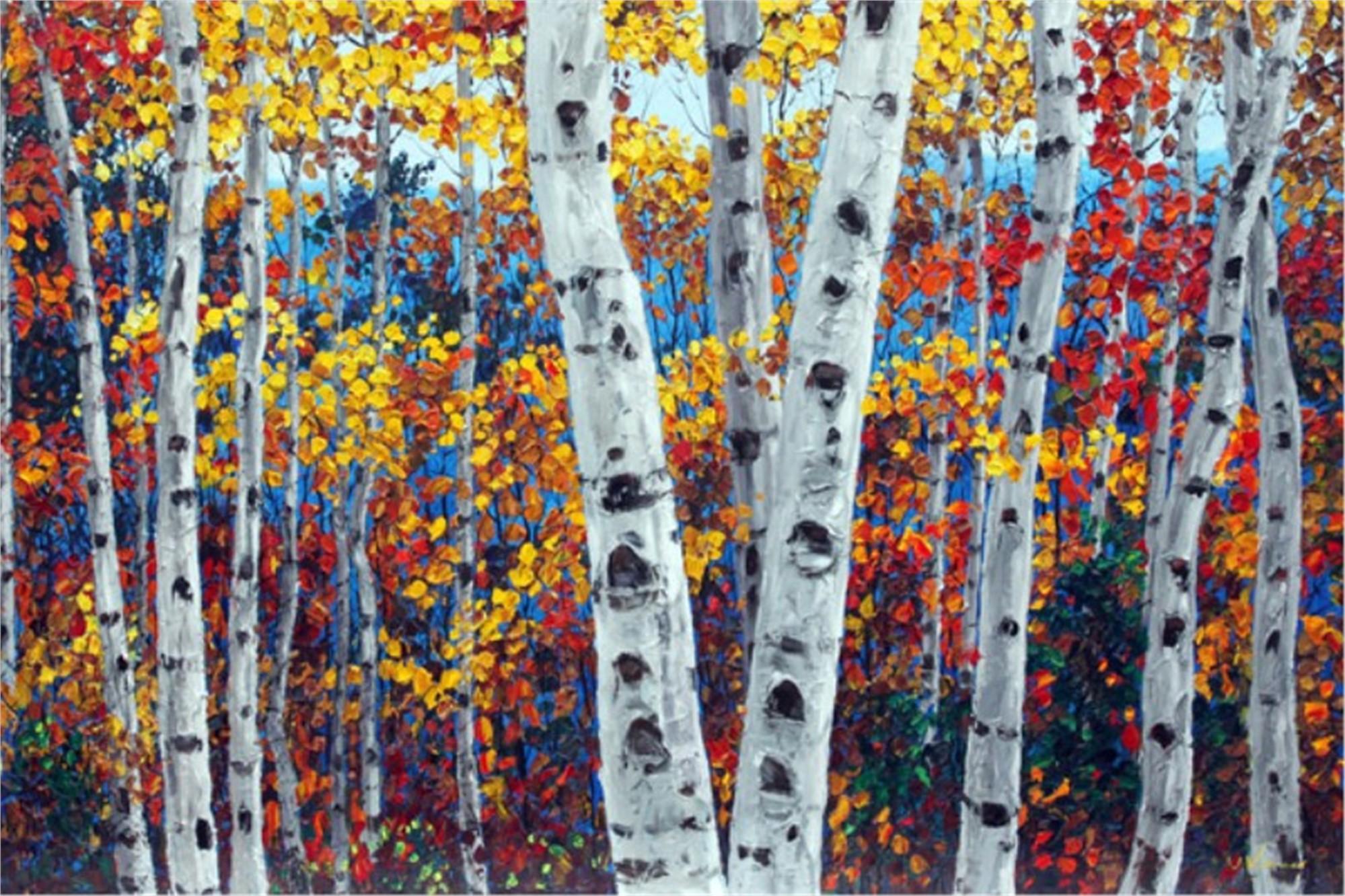 Aspen Confetti by Jennifer Vranes