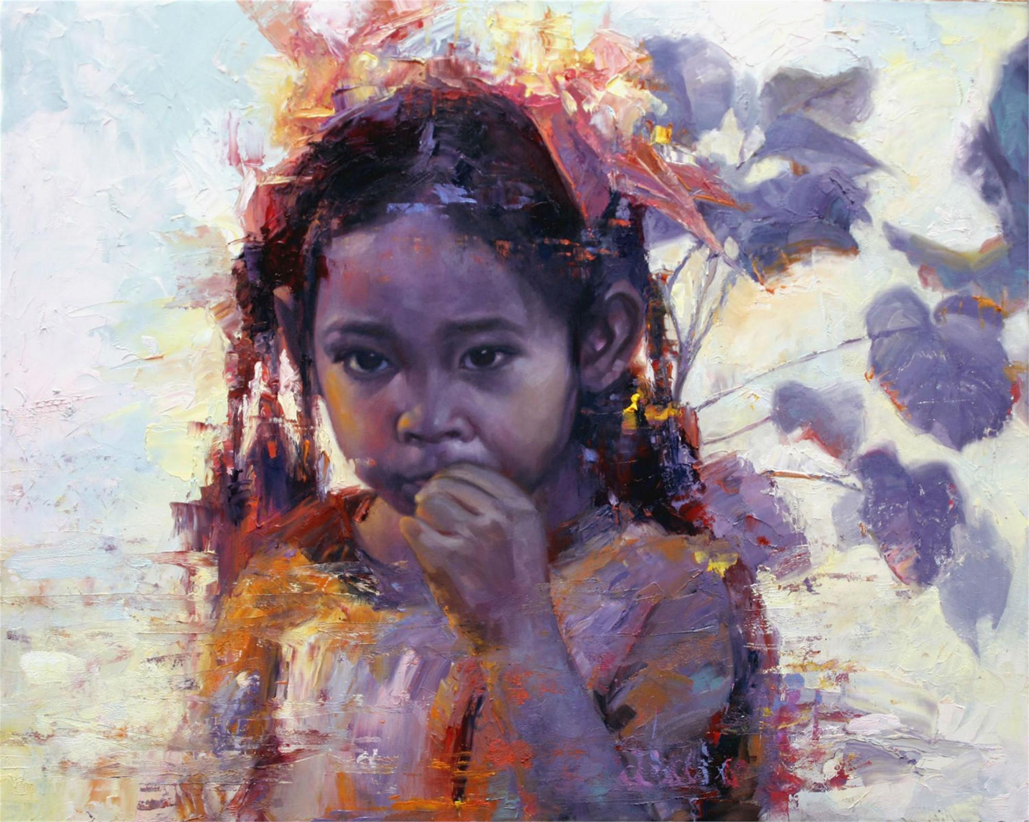 Thai Girl by Chris Hopkins