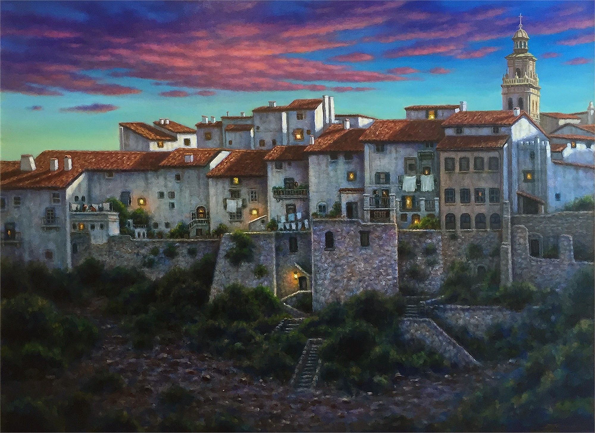 Ontinyent by Bo Newell