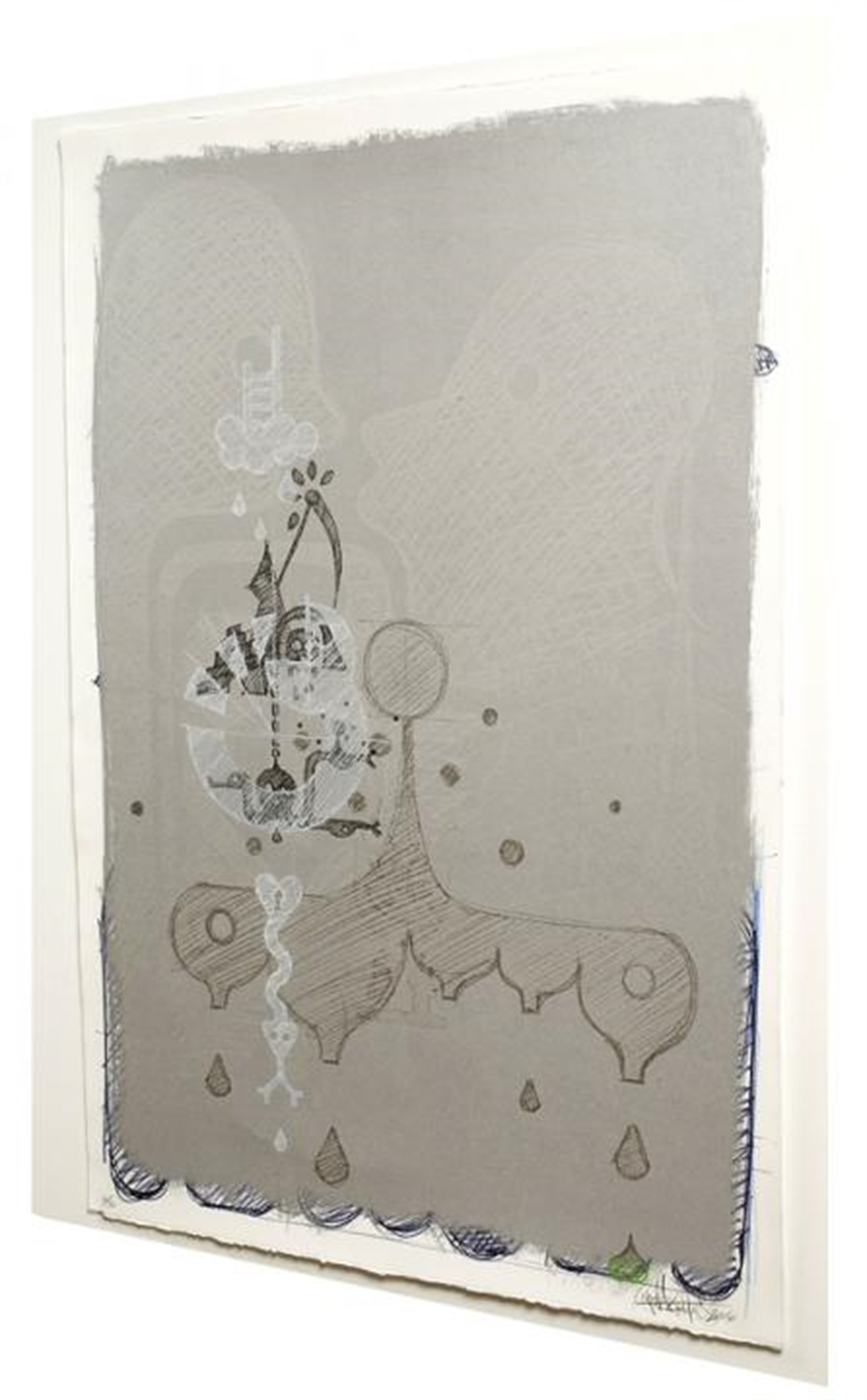 Untitled (Sketch Process) by Ryan McGinness